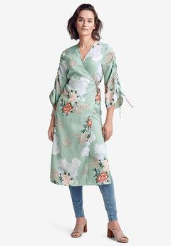 Wrap Kimono Jacket by ellos®,