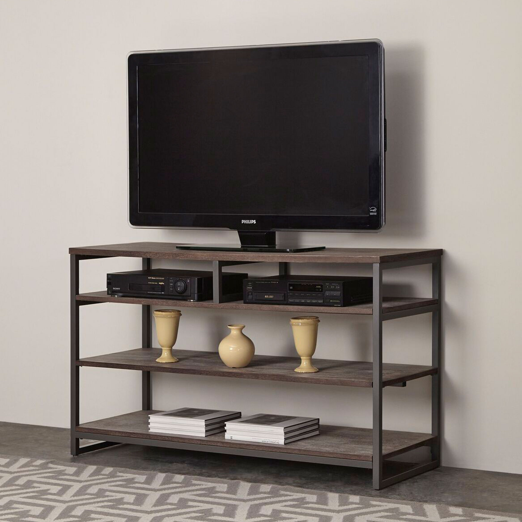 Barnside Metro TV Stand, GREY