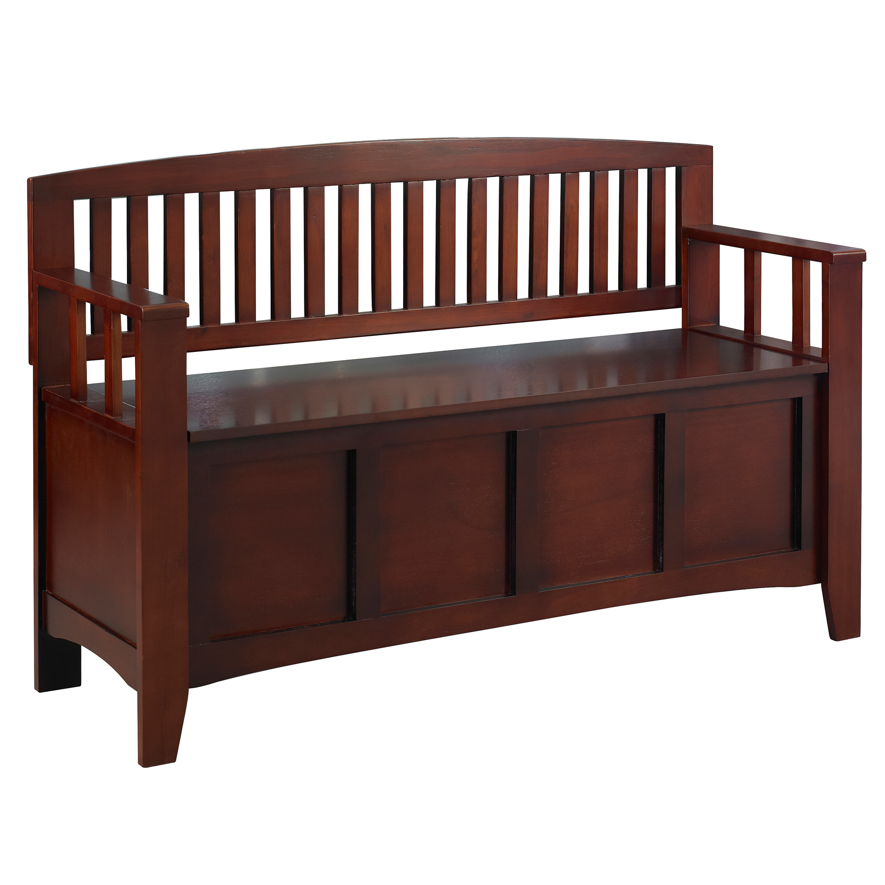 Cynthia Storage Bench, WALNUT
