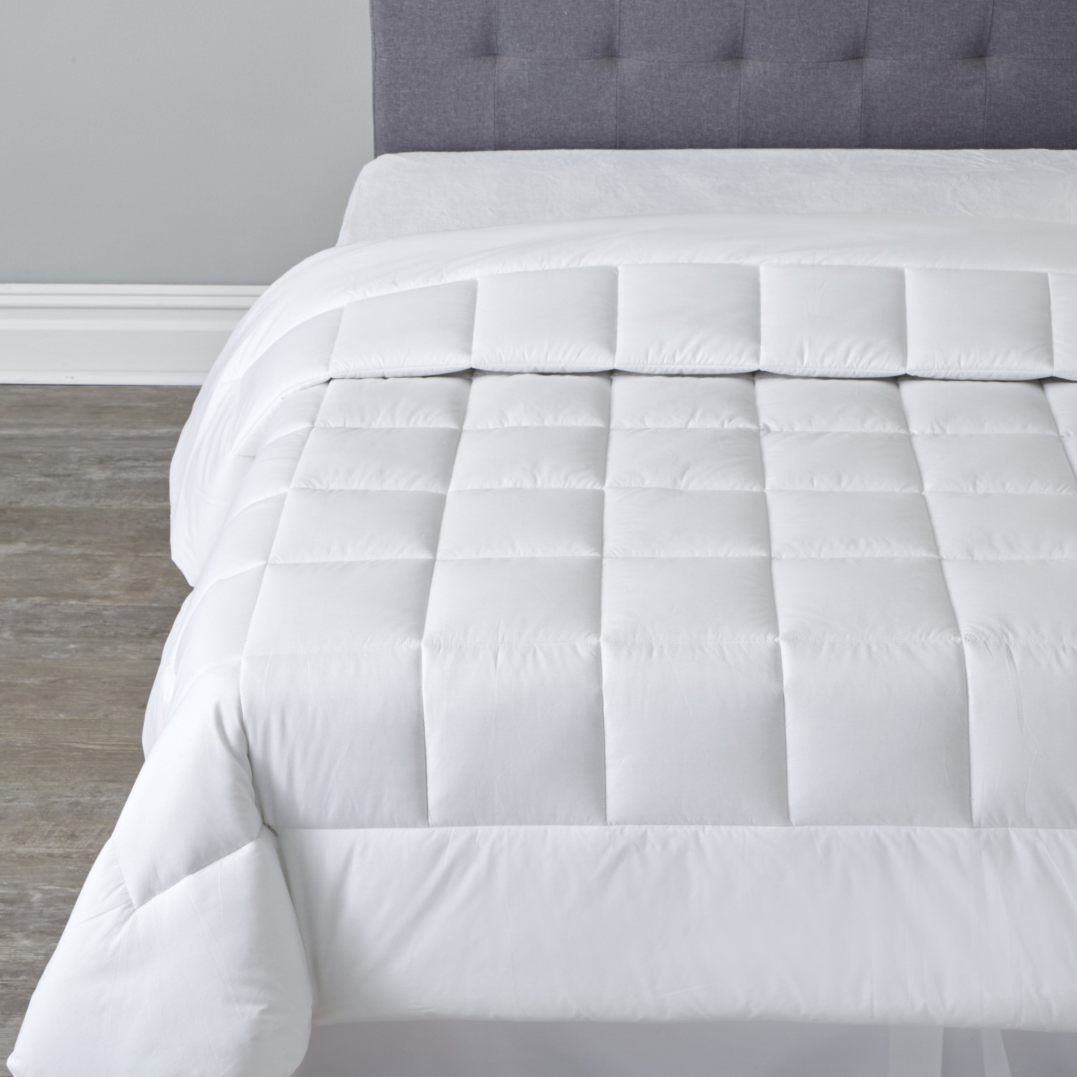 200-TC Cotton Puff Comforter,