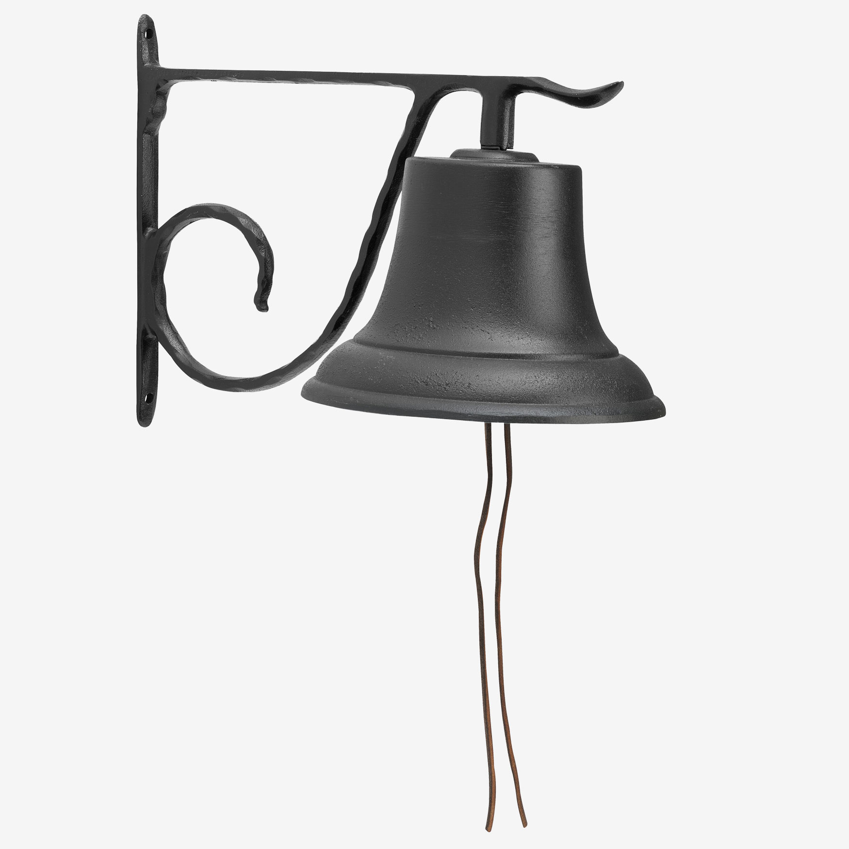 Large Country Bell, BLACK