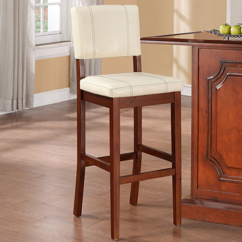 Milano Bar Stool Cream, CREAM