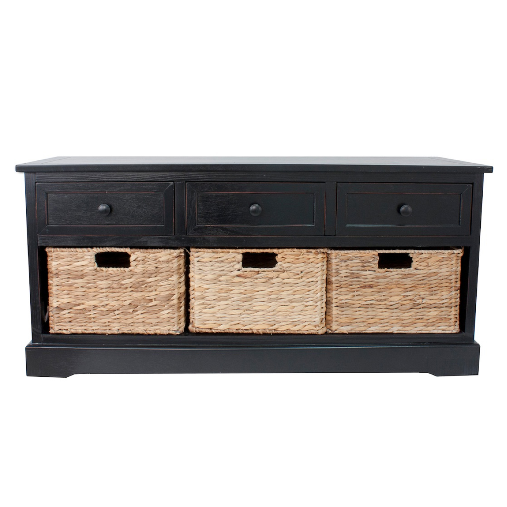 Montgomery Bench, BLACK