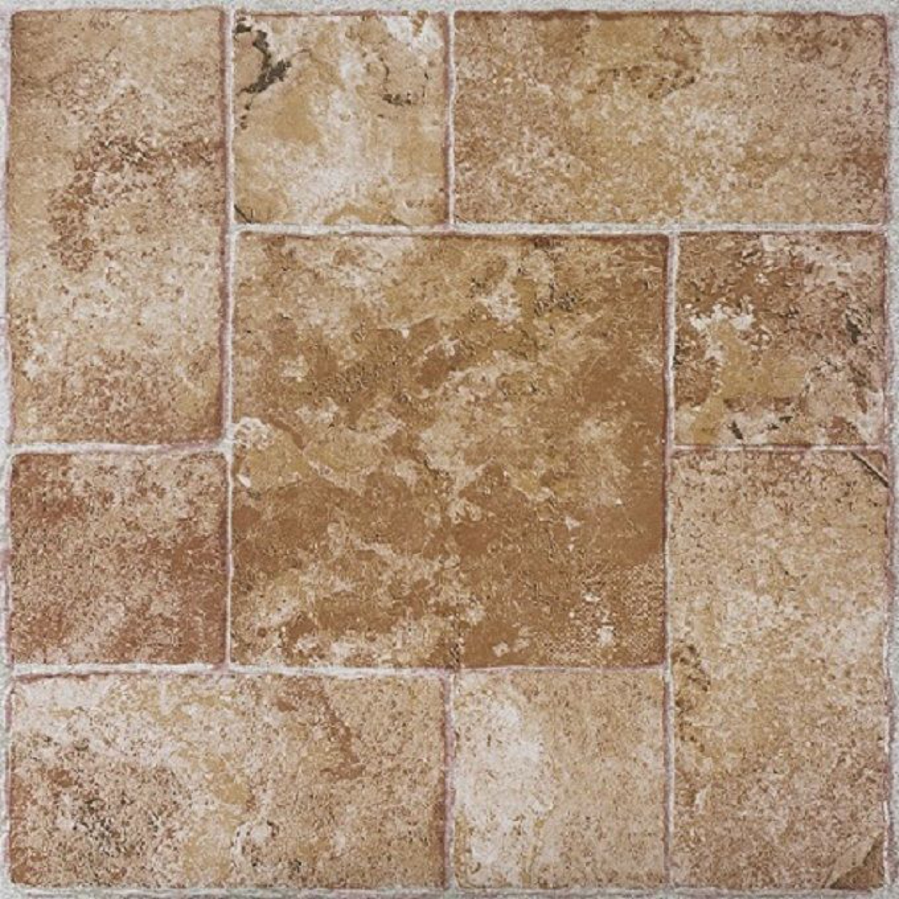 "Nexus 12"" x 12"" Self Adhesive Vinyl Floor Tile,"