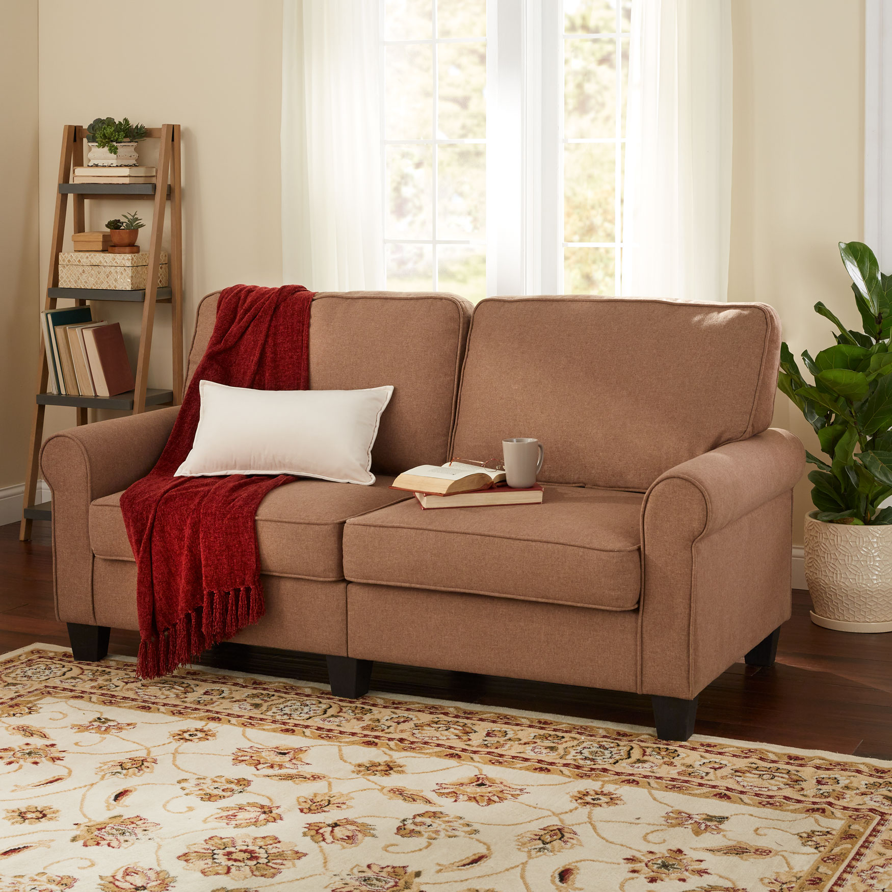 Stafford Couch, BROWN