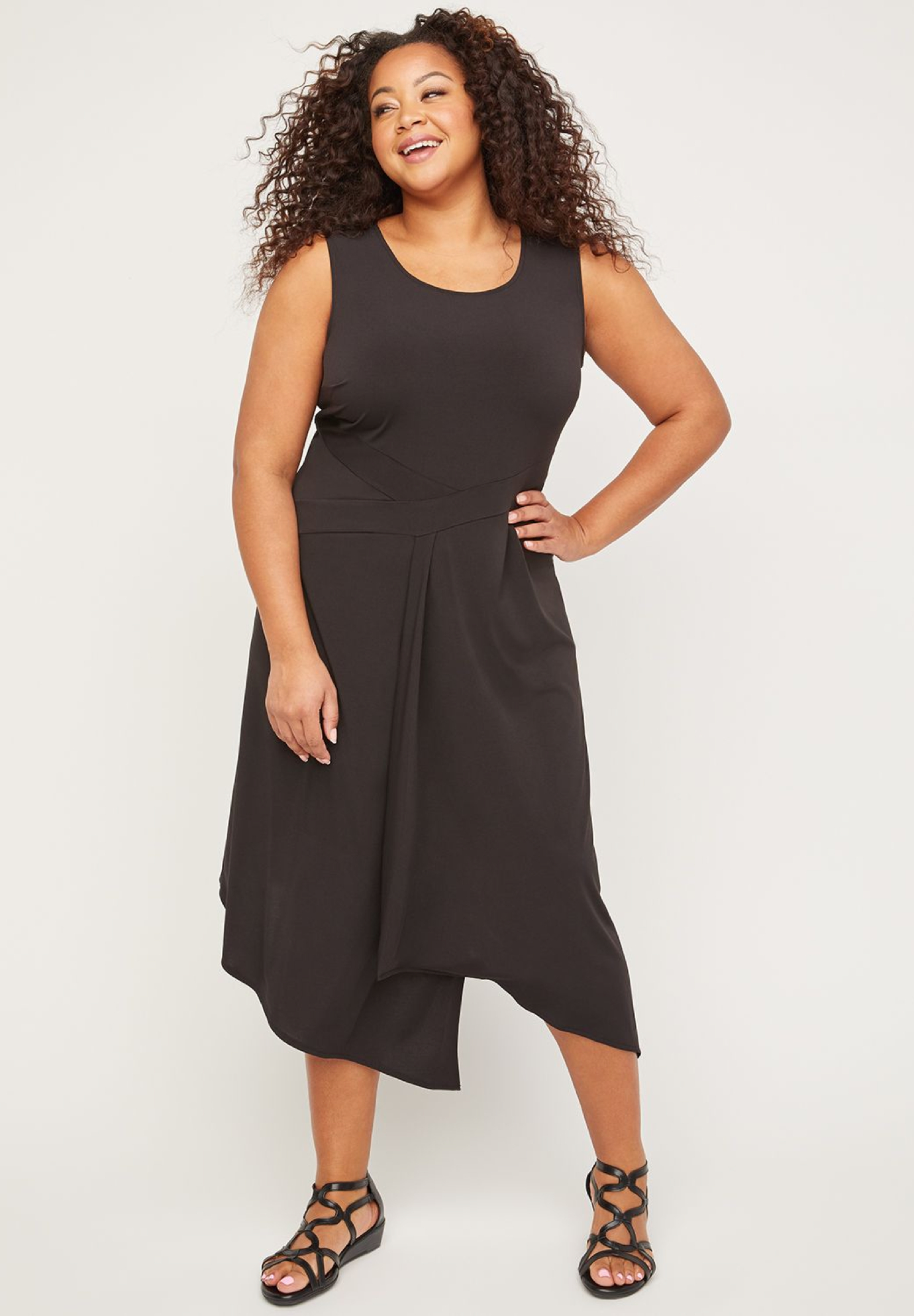 Rainey Street Fit & Flare Dress,