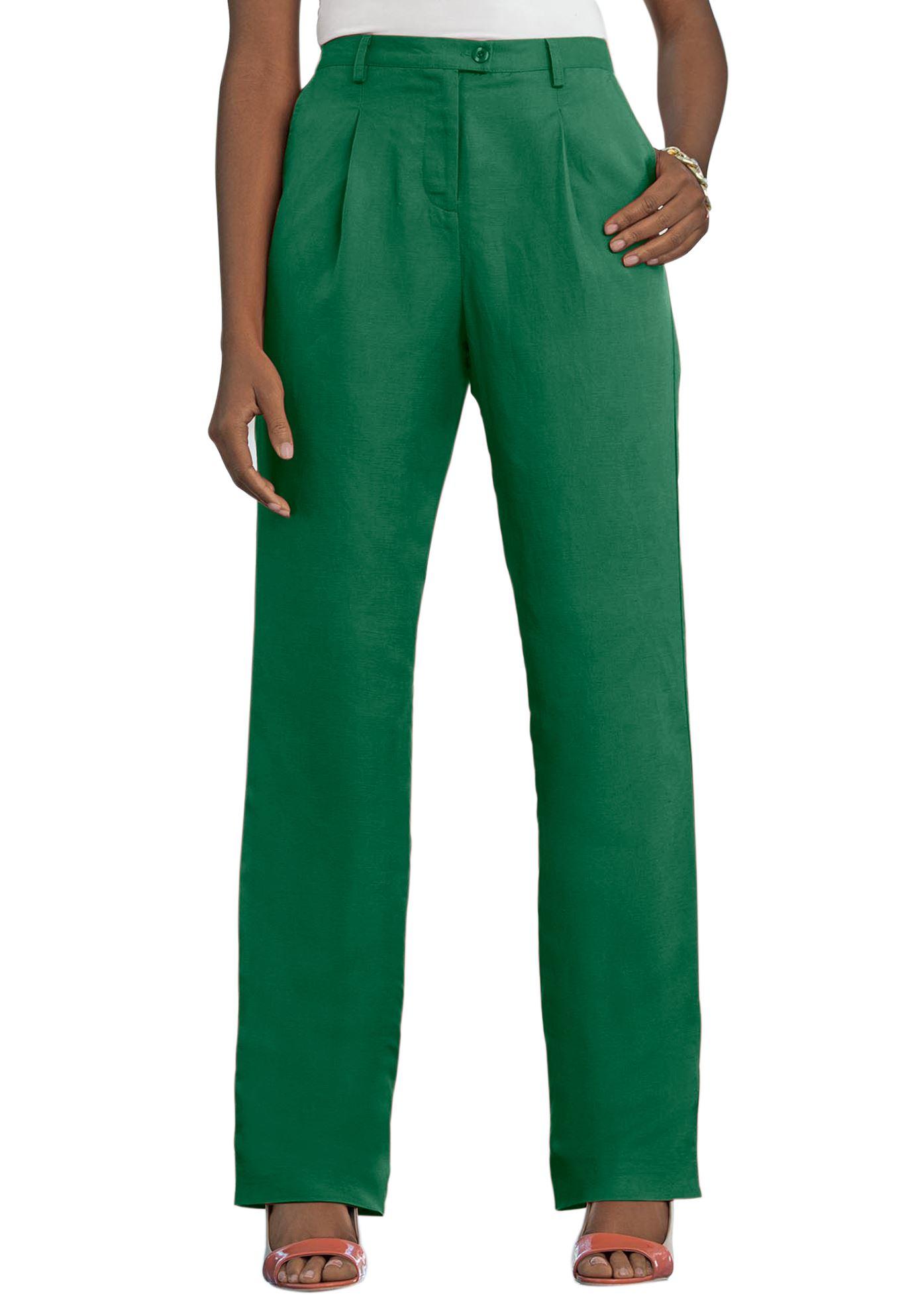7e830d4c1b8 Linen Blend Pants