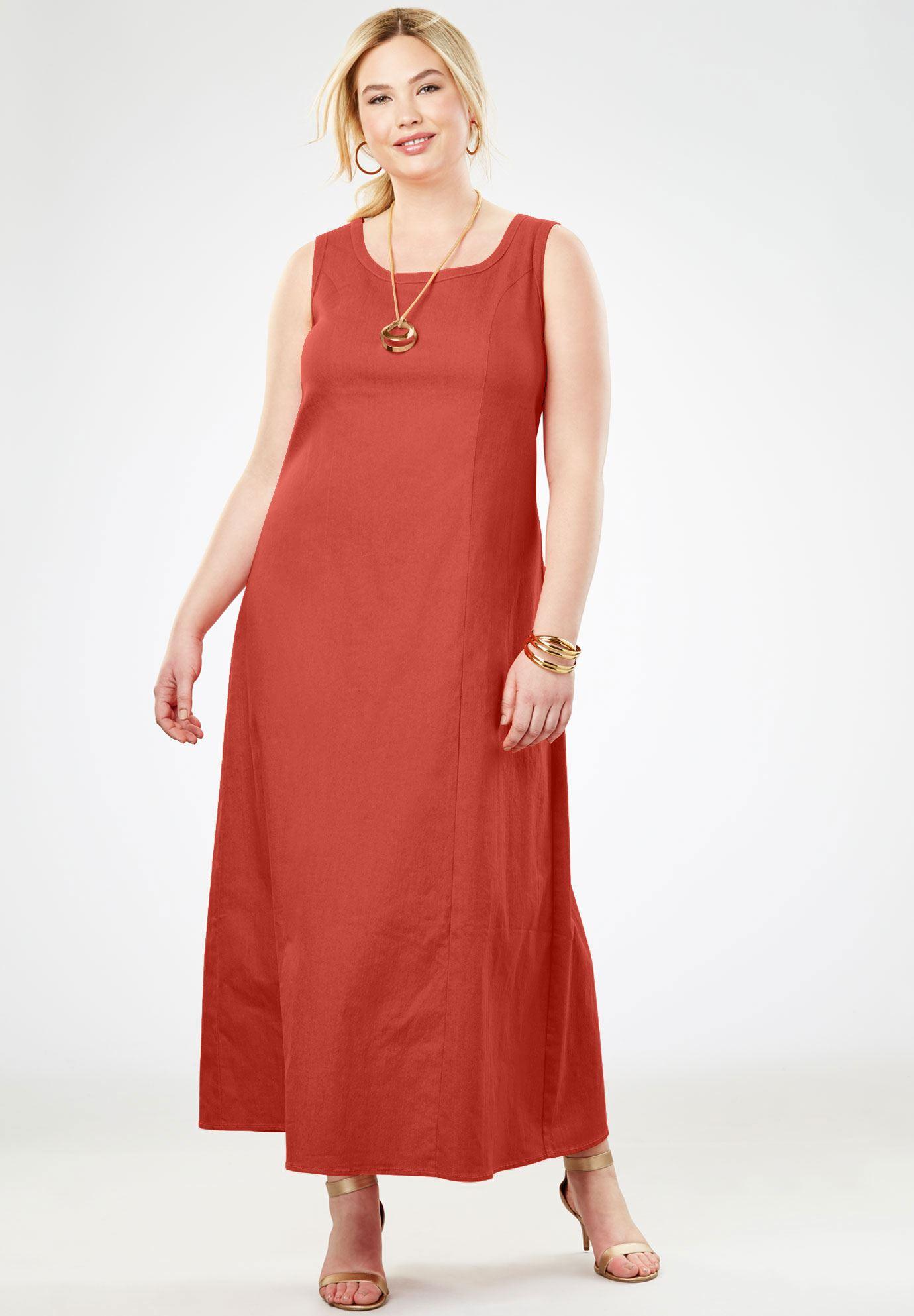 Maxi Dress Plus Size Tall | Lixnet AG