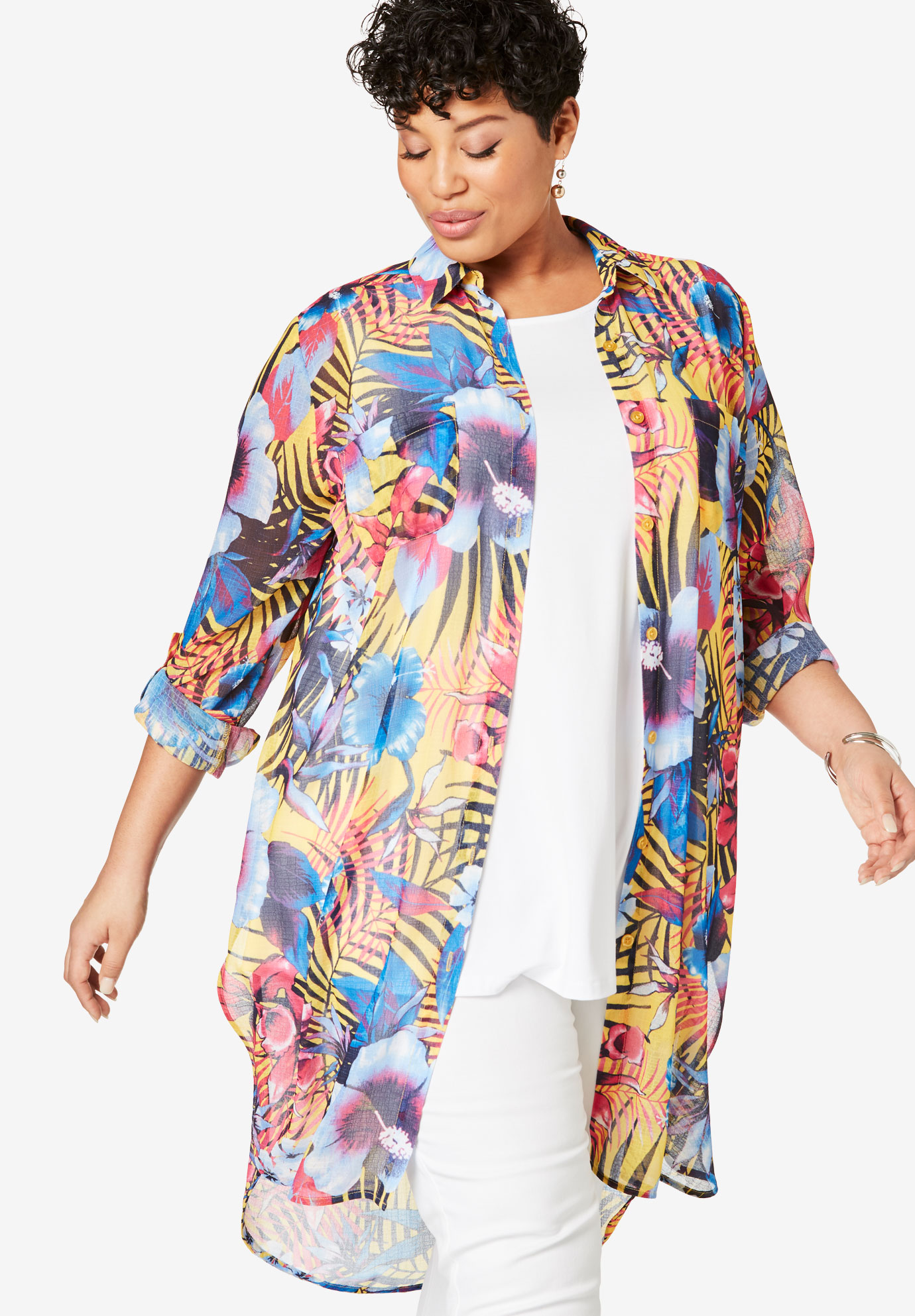 89e644a2946 Mega Tunic| Plus Size Tunics | Full Beauty