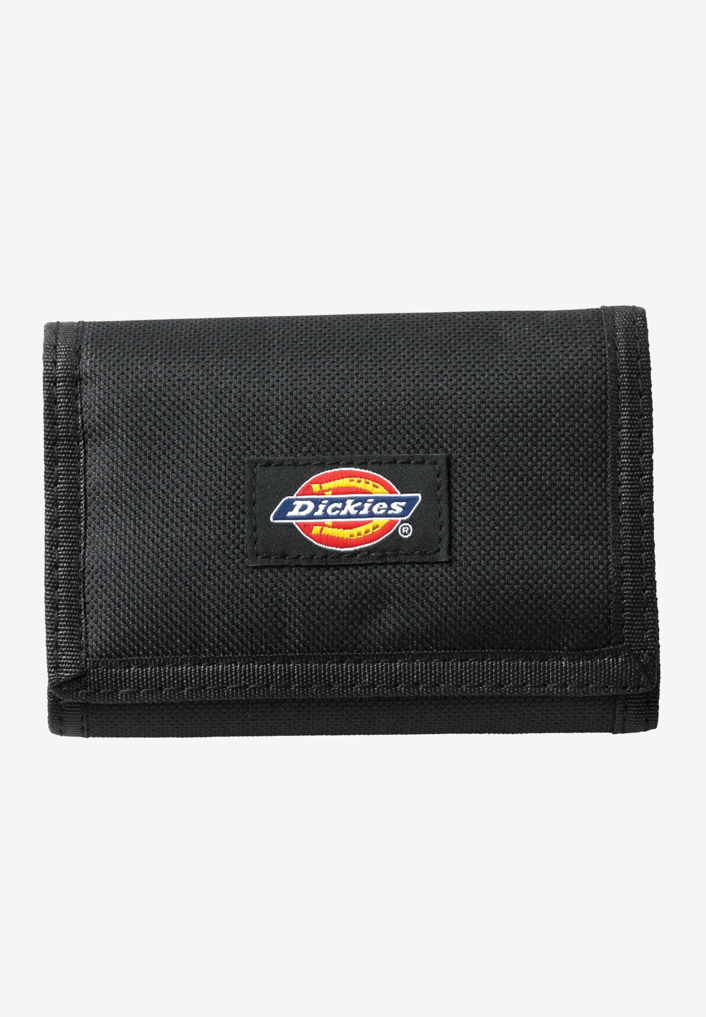 Nylon Wallet by Dickies®, BLACK