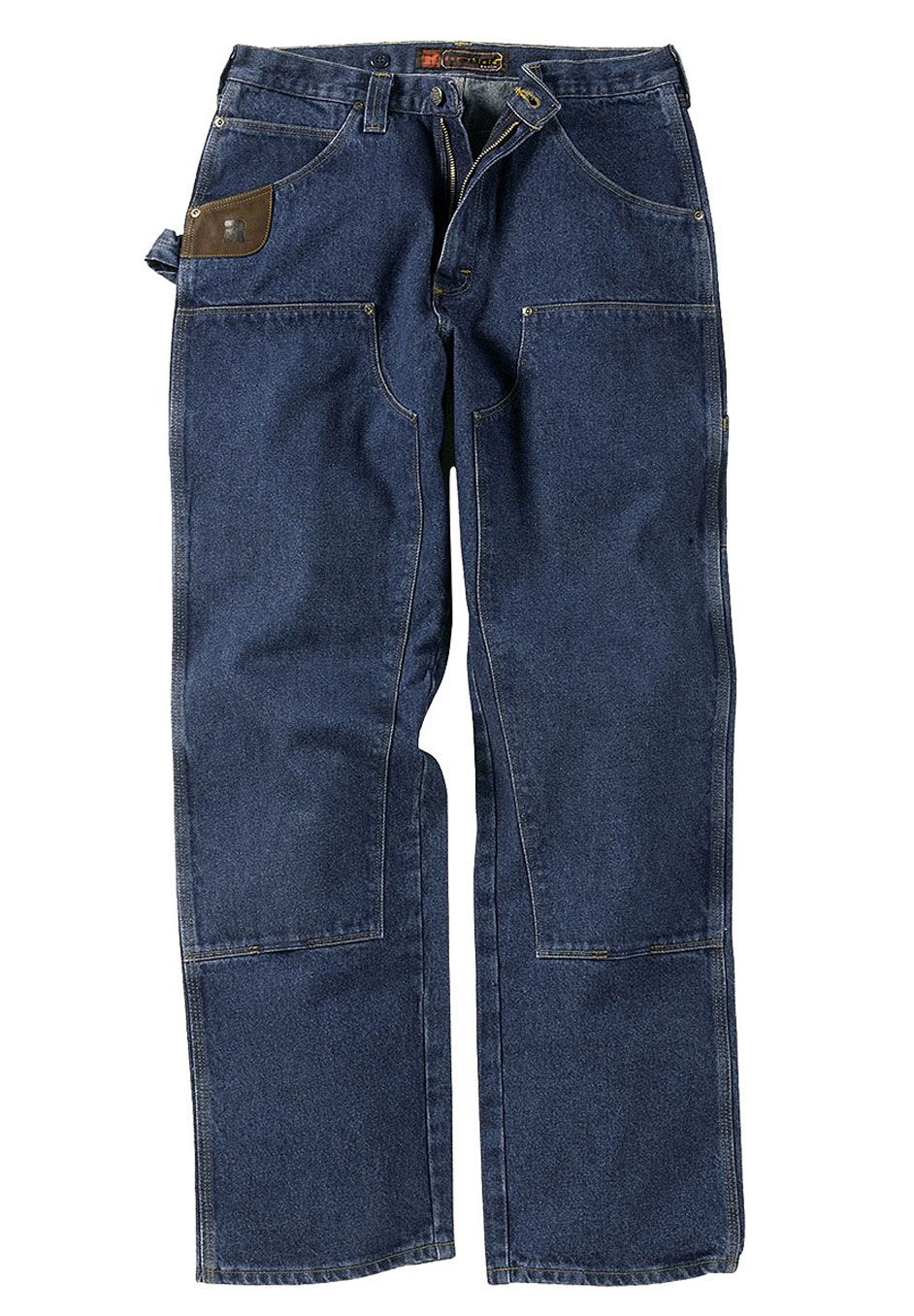 Classic Fit Utility Jeans by Wrangler®,