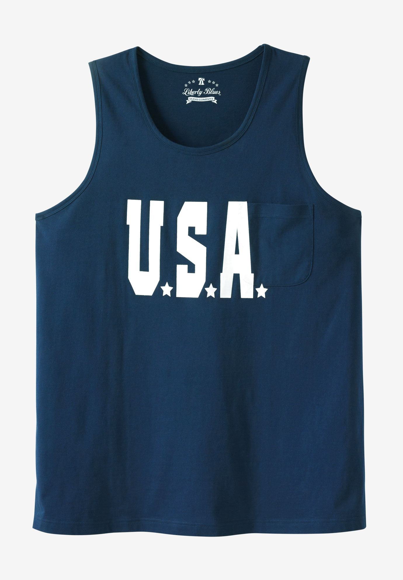 Americana Tank by Liberty Blues®,