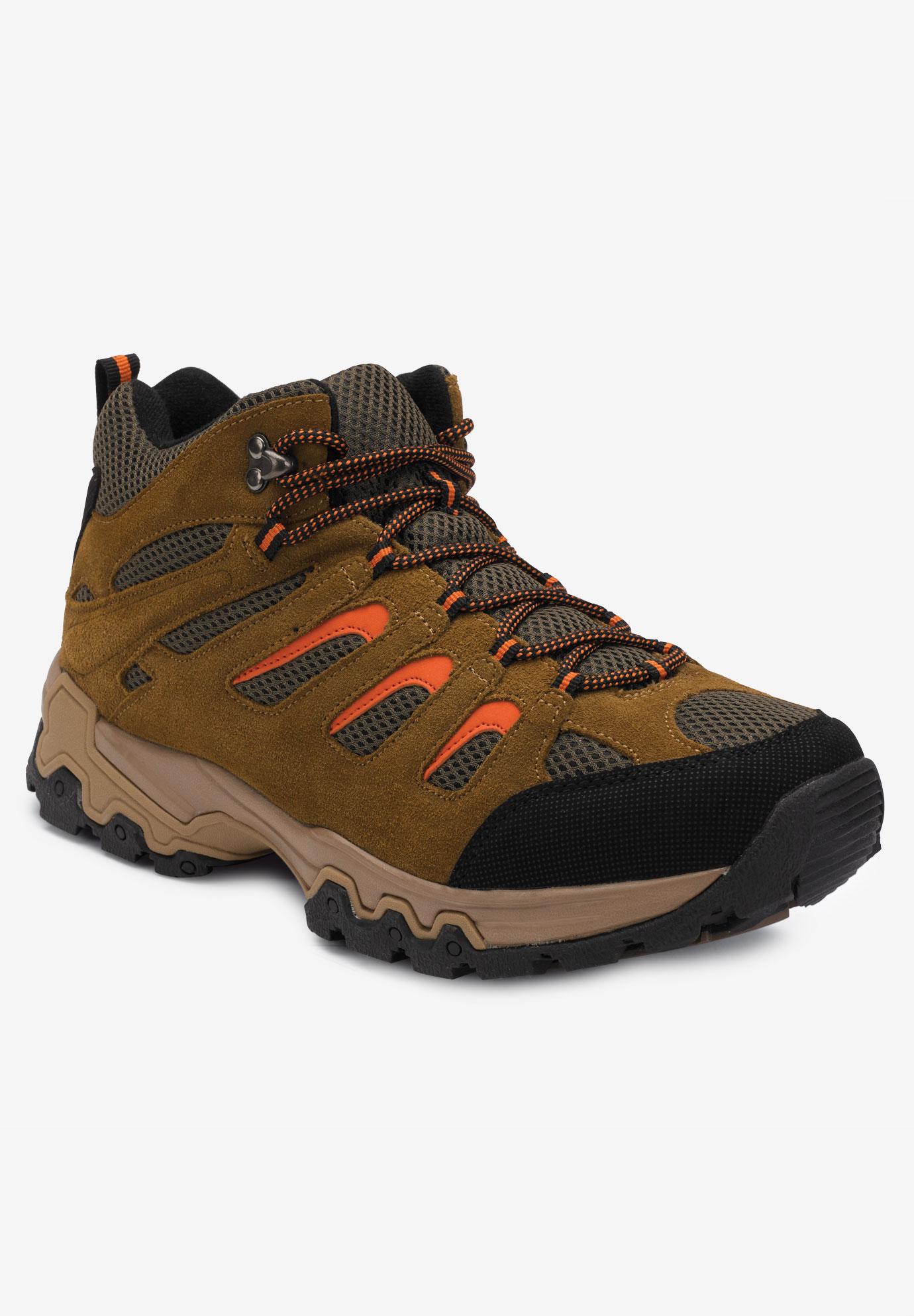c7dd4599a26 Boulder Creek® Lace-up Hiking Boots