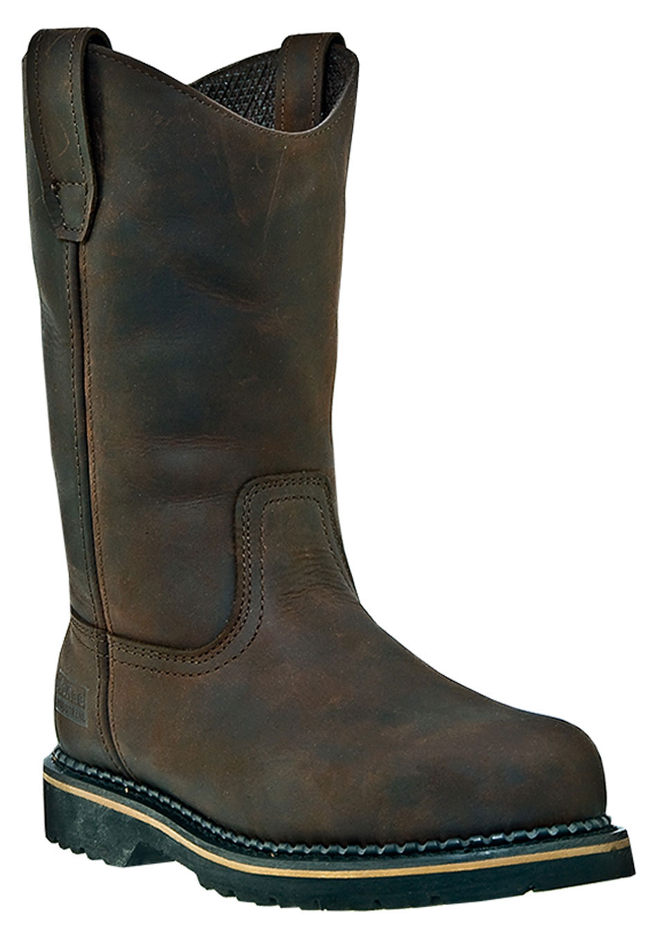 "McRae 11"" Steel Toe Wellington Boots,"