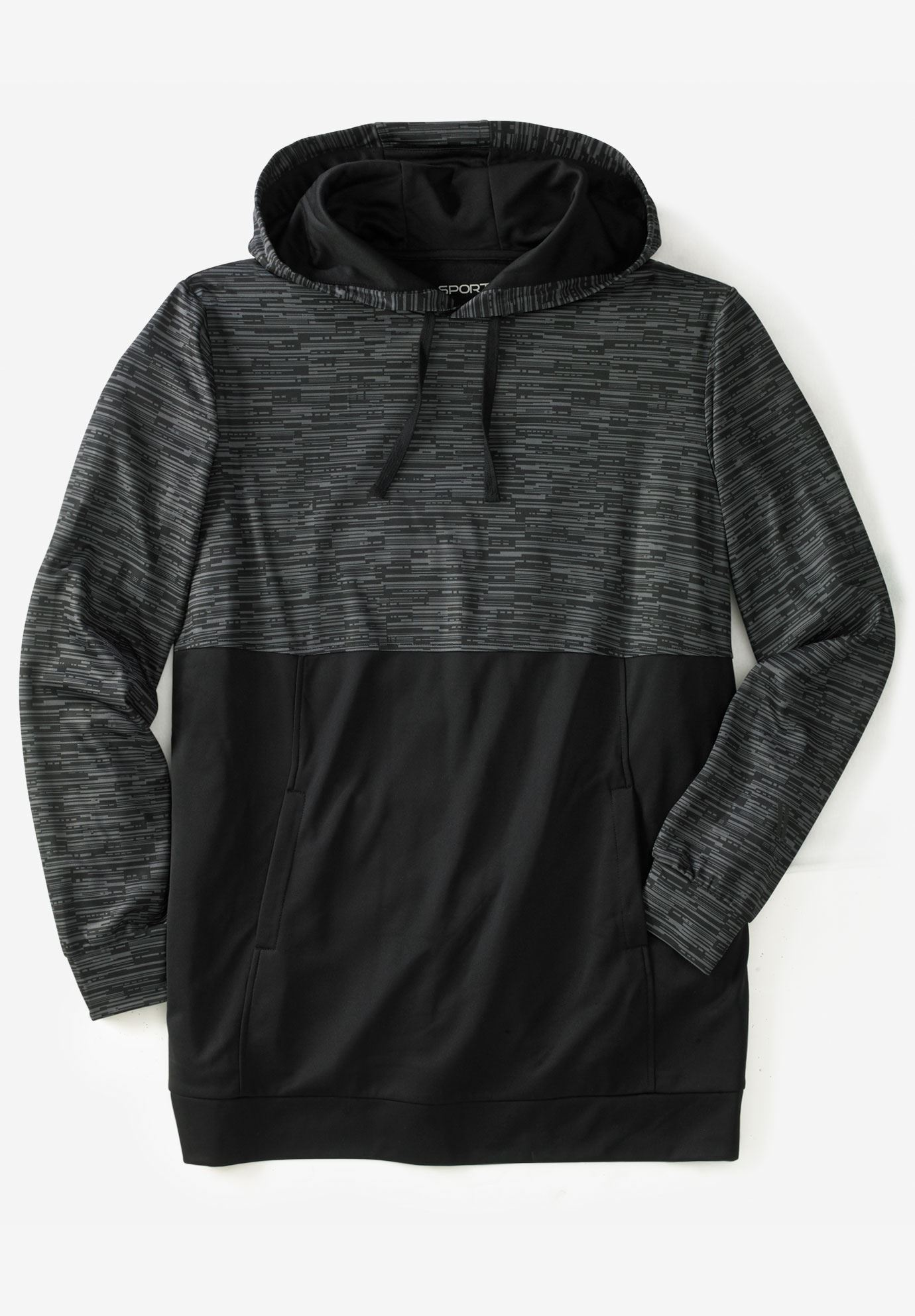 69ac187f7dd Wicking Pullover Hoodie by KS Sport™