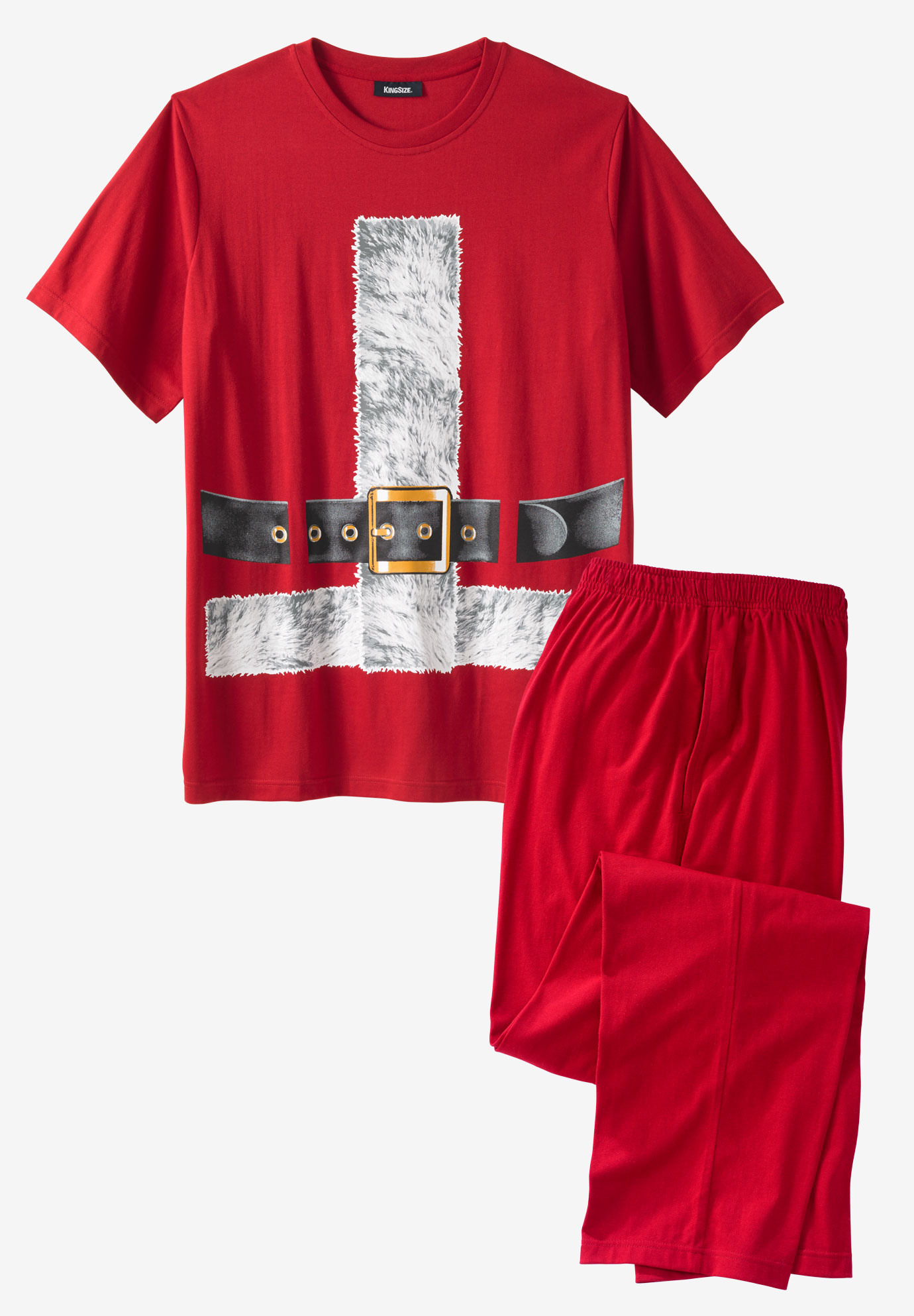Holiday Pajama Set,