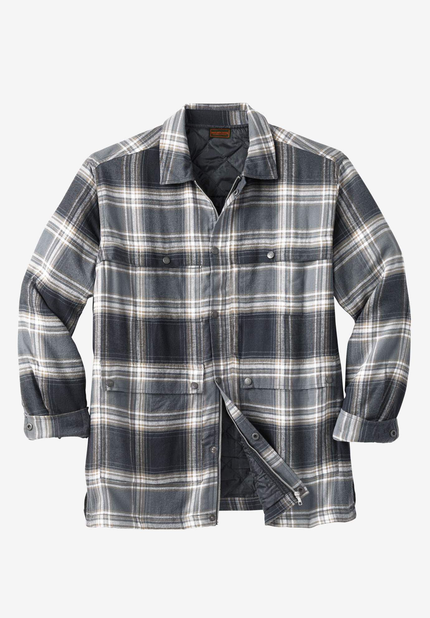 Renegade Shirt Jacket by Boulder Creek®,