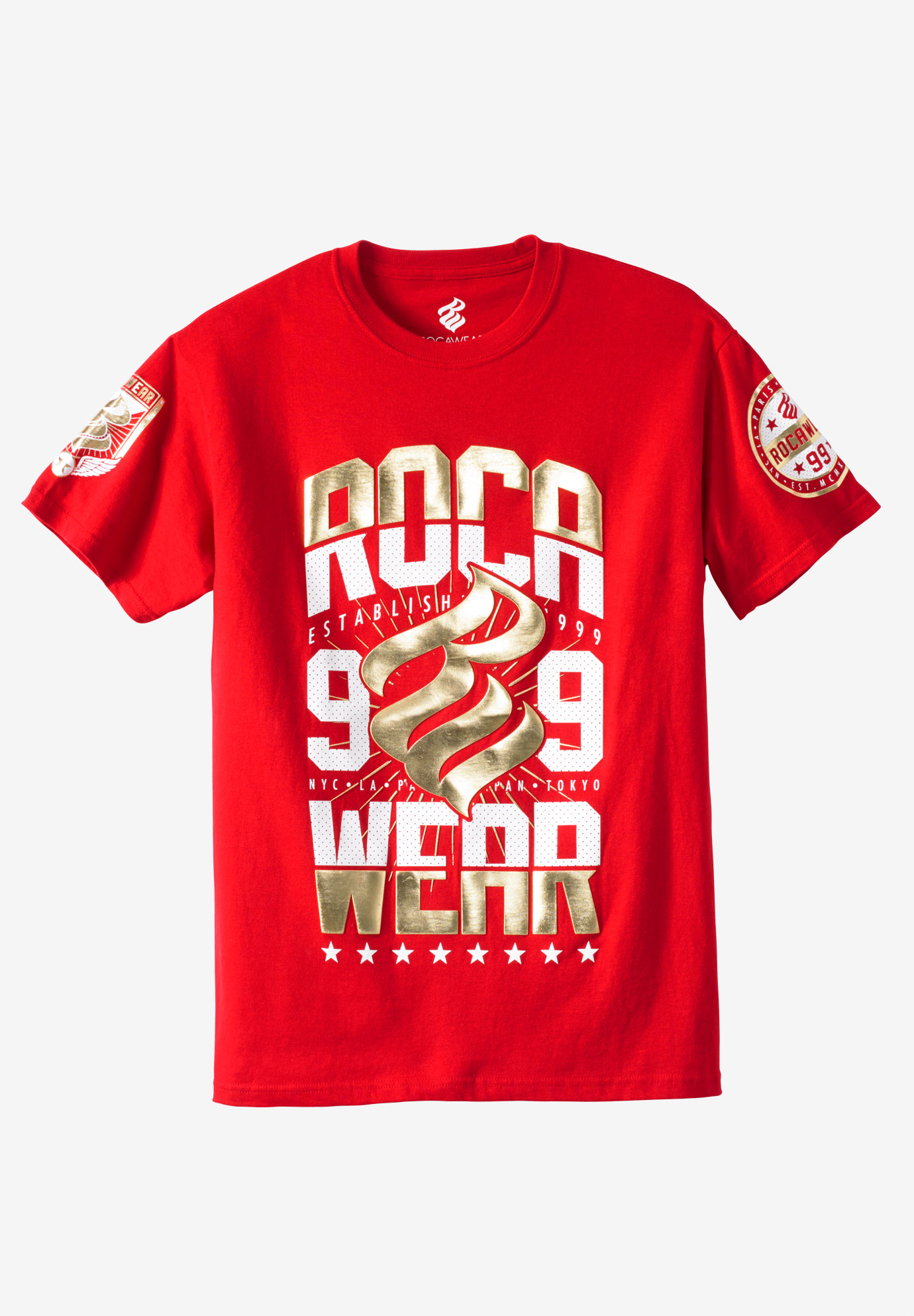 6793e06f7a5837 Roc International Graphic Tee by Rocawear®
