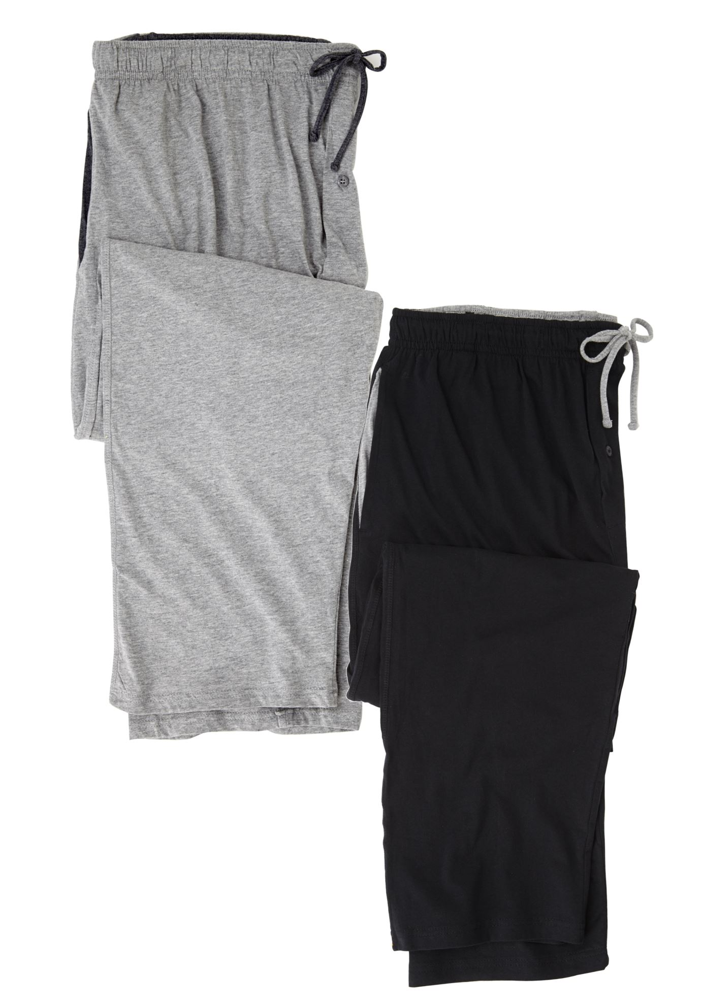 Hanes® 2 Pack Knit Lounge Pants,
