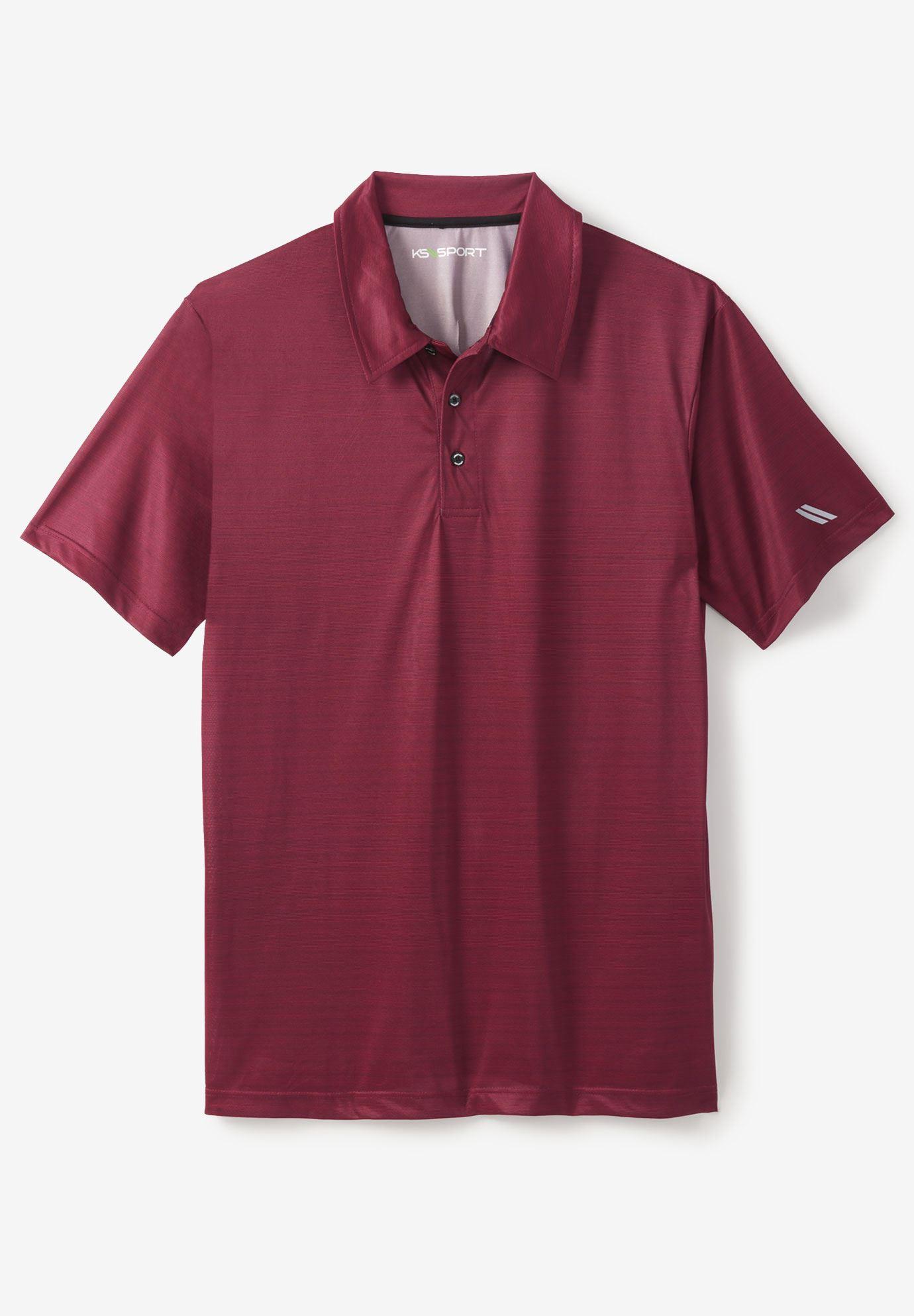 e7a11263 Golf Polo by KS Sport™ | Plus Size Activewear | Full Beauty