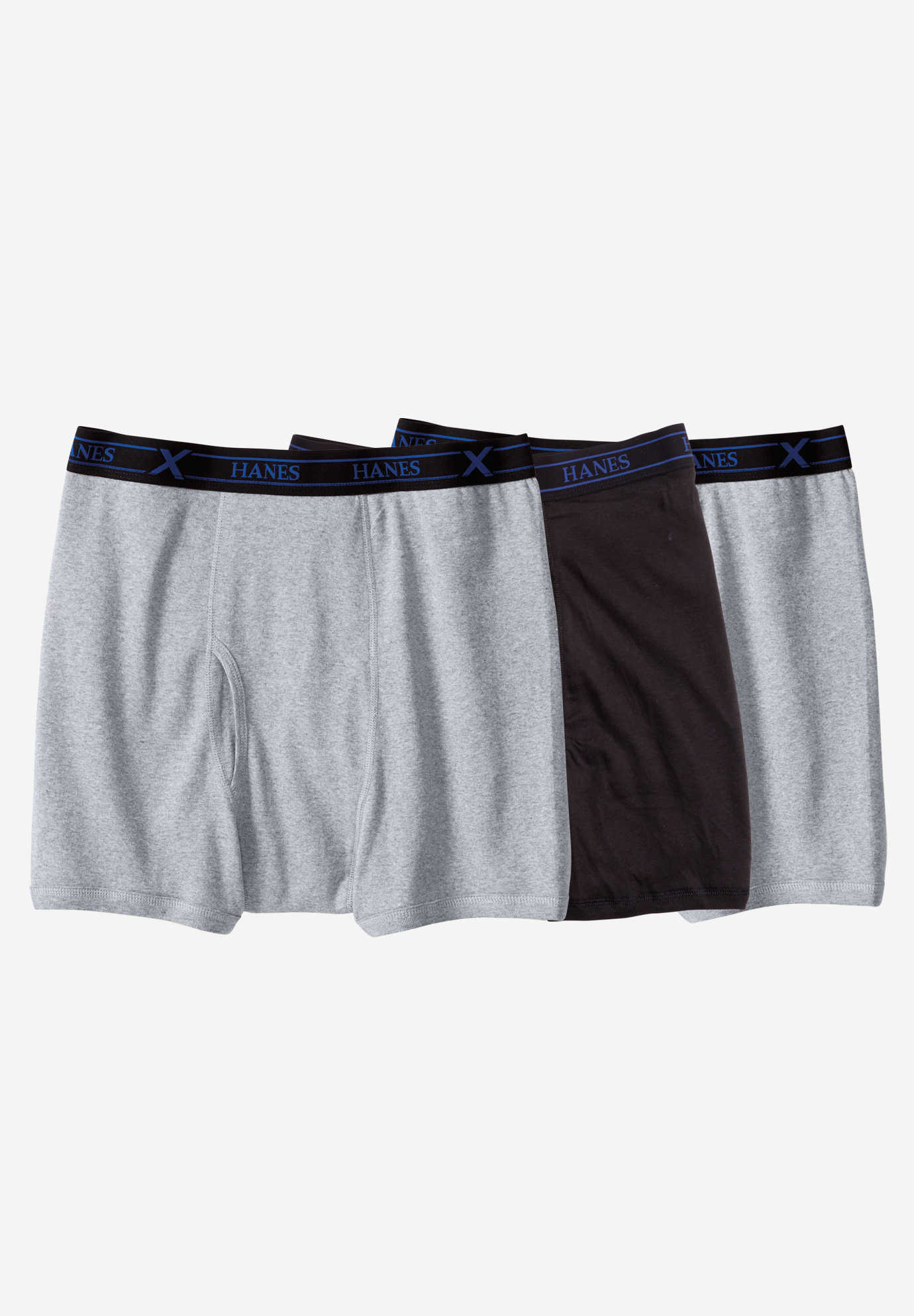 Hanes® X-Temp® Boxer Briefs 3-Pack Underwear,