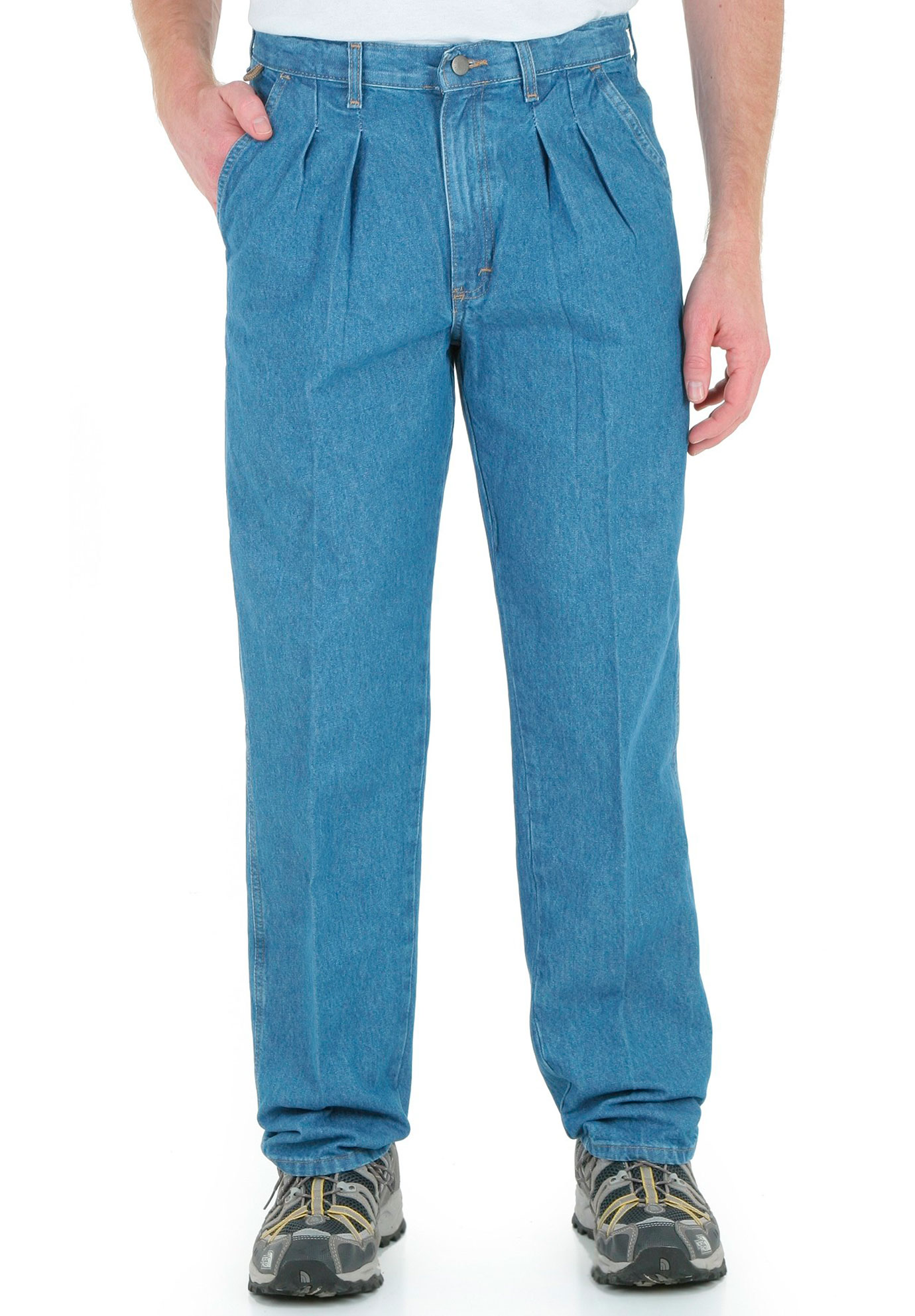 5ba039dc Elastic Waist Jeans by Wrangler®| Big and Tall Pants & Shorts | Full ...