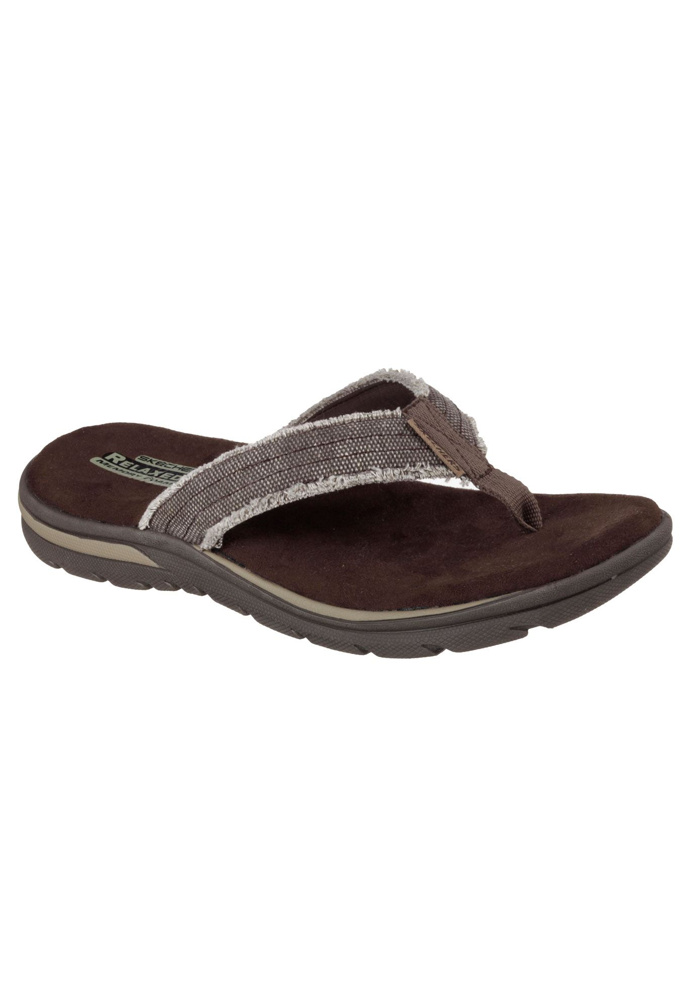 Supreme Bosnia Relaxed Fit Sandal by Skechers®,