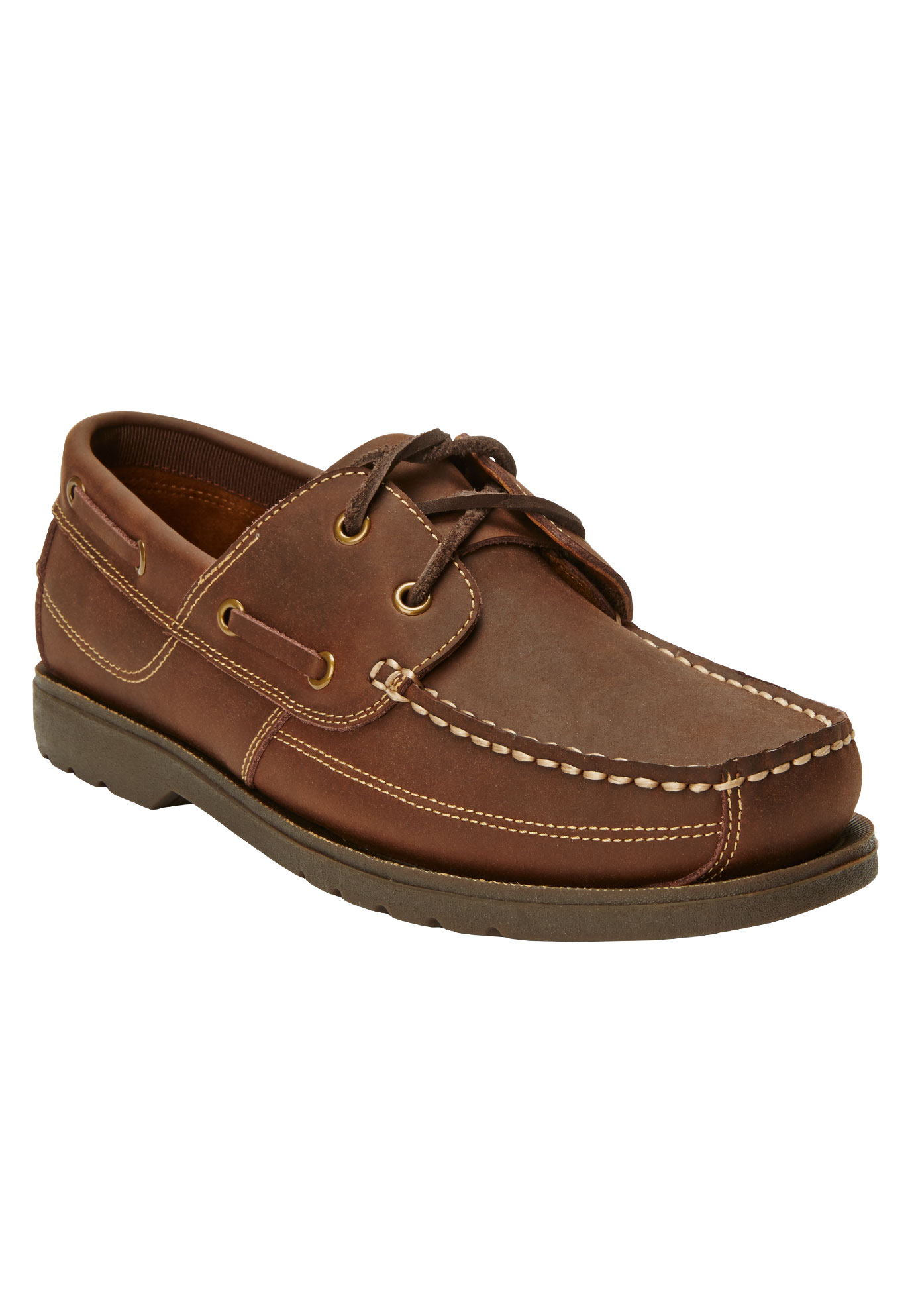 Leather Boat Shoe,