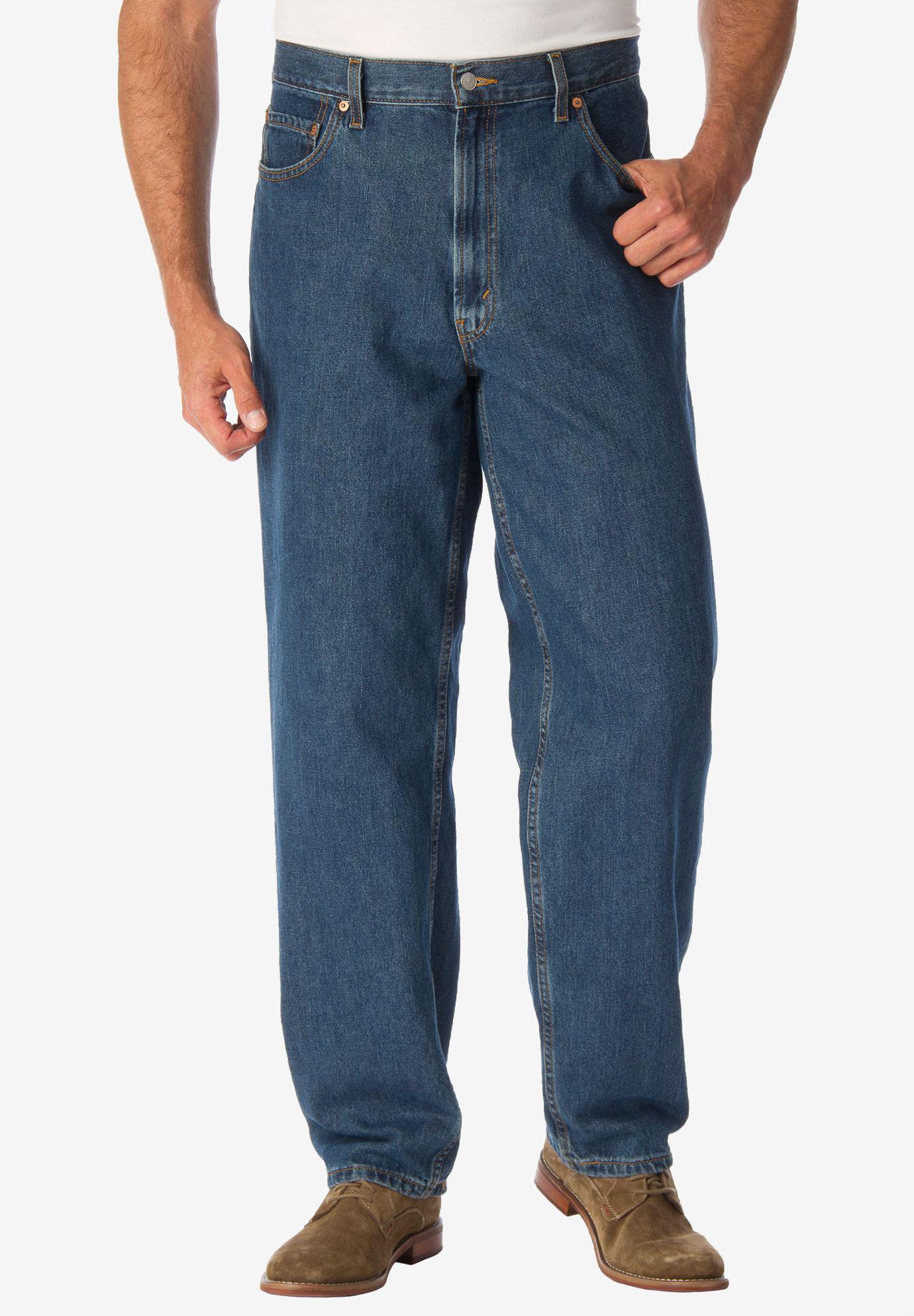 4257ba448c1 Levi's® 560™ Comfort Jeans| Big and Tall Pants & Shorts | Full Beauty
