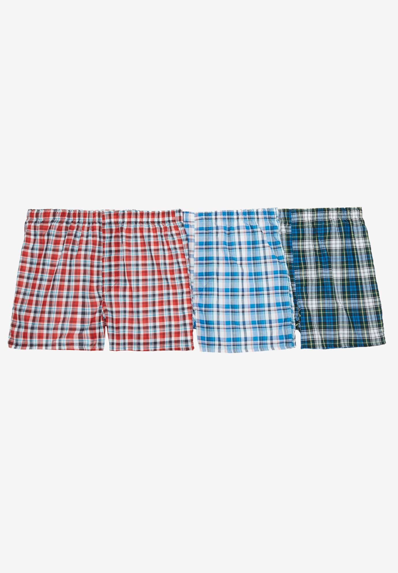Assorted 3-Pack Boxers,