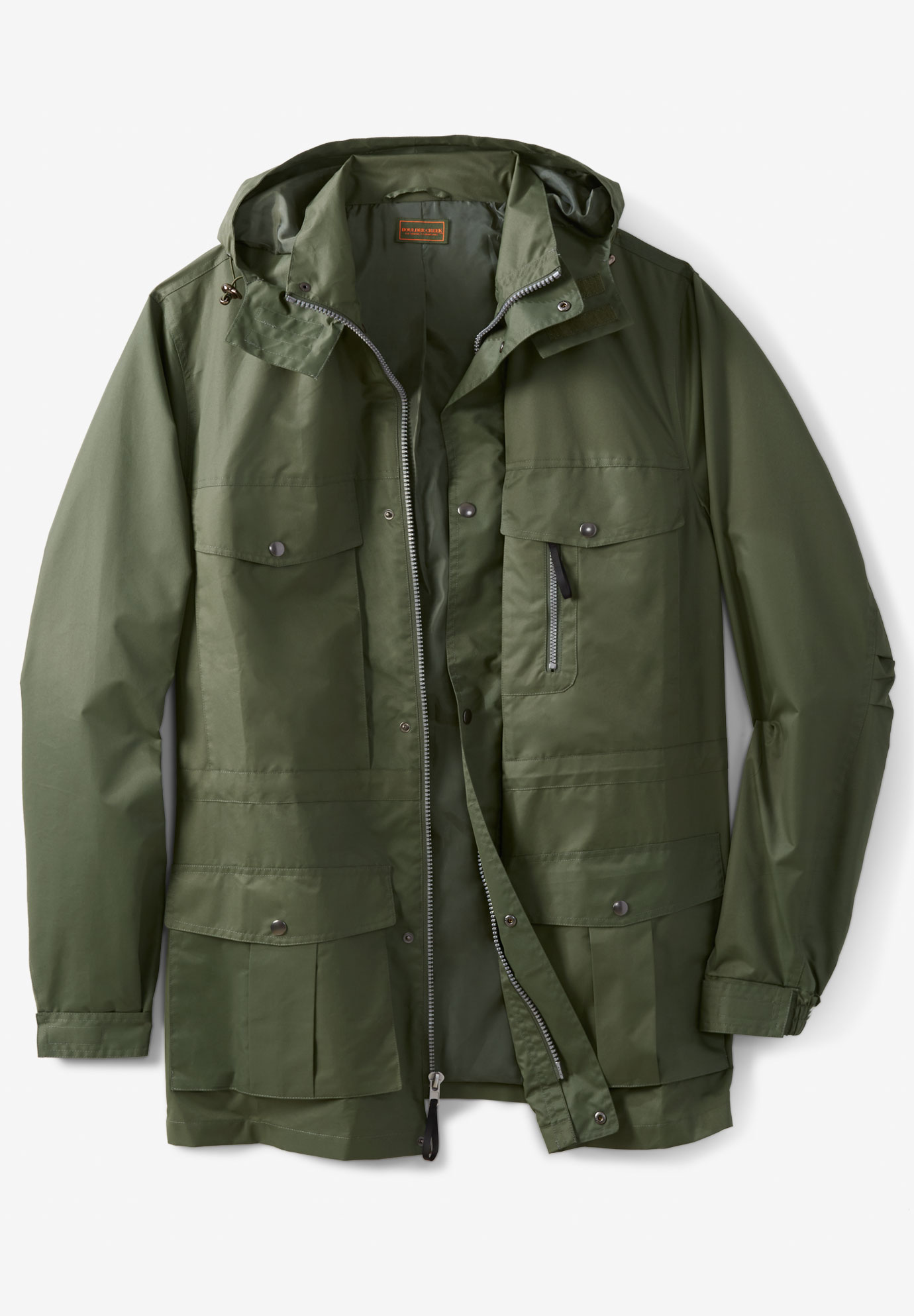 Lightweight Expedition Parka by Boulder Creek®,