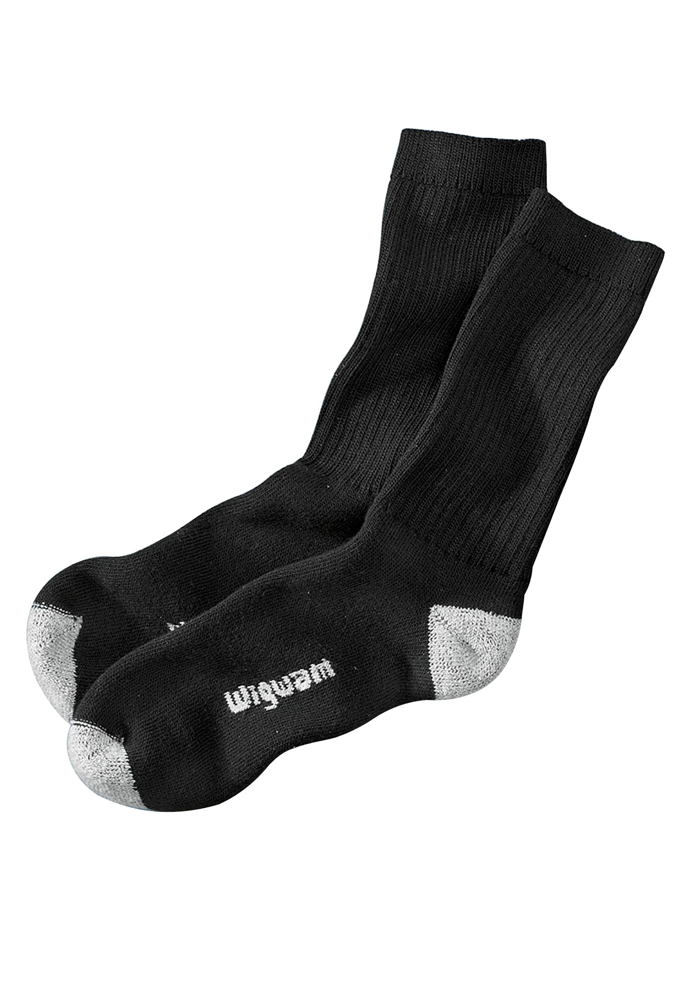 Wigwam® 2-Pack Diabetic Crew Socks,