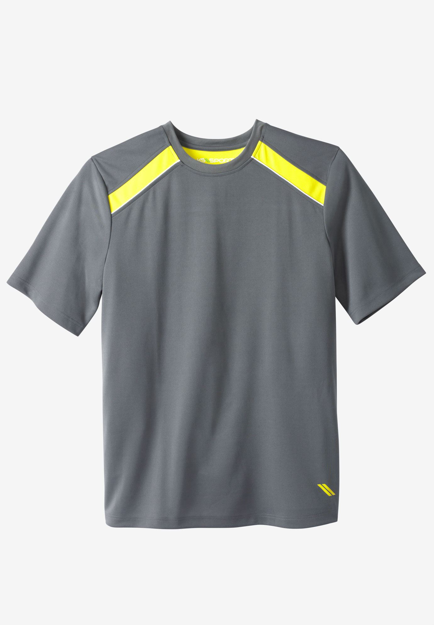 87b3eb511a9 Power Wicking Short Sleeve Tee by KS Sport™