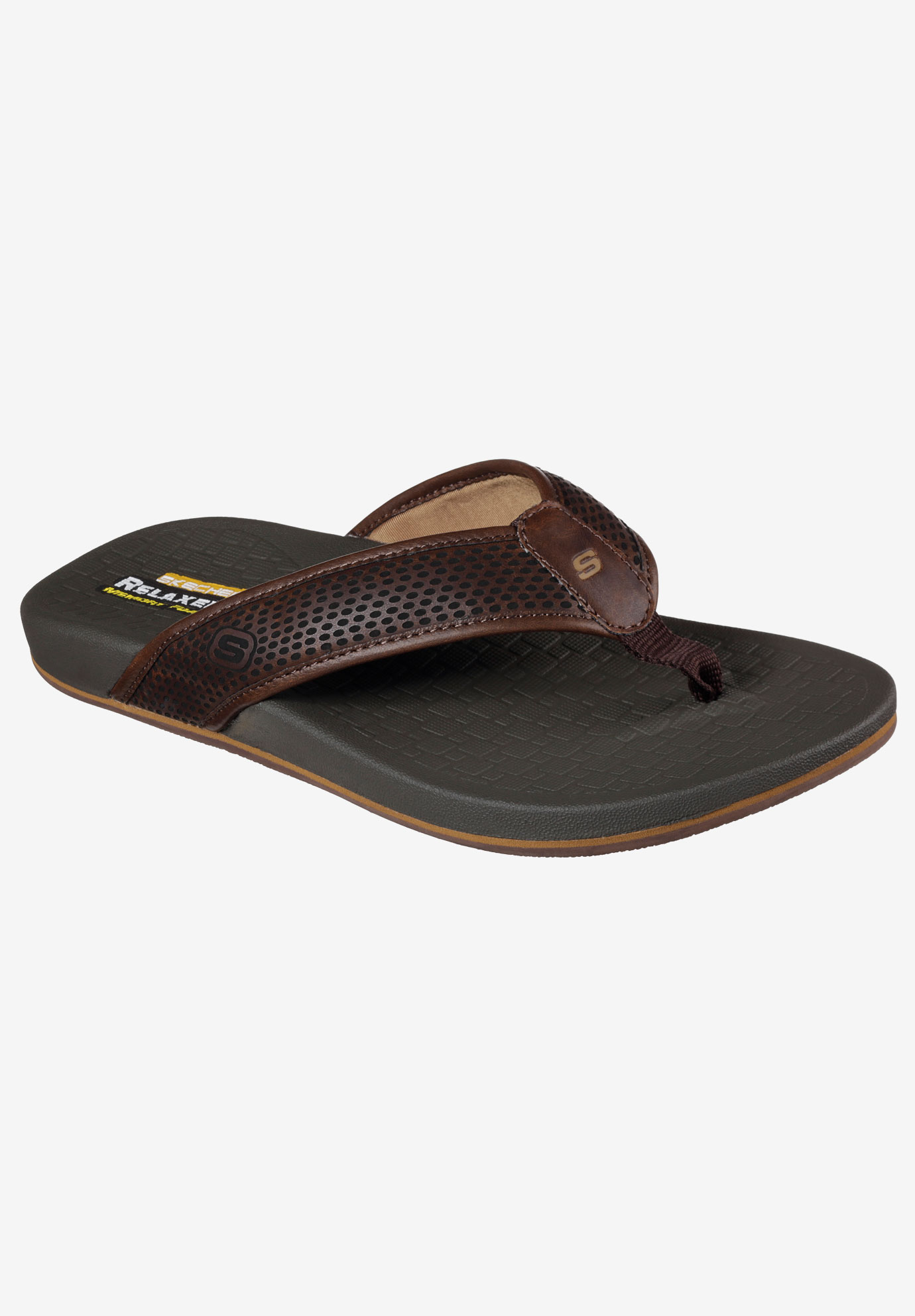 Pelem Emiro Relaxed Fit Sandal by Skechers®  ,