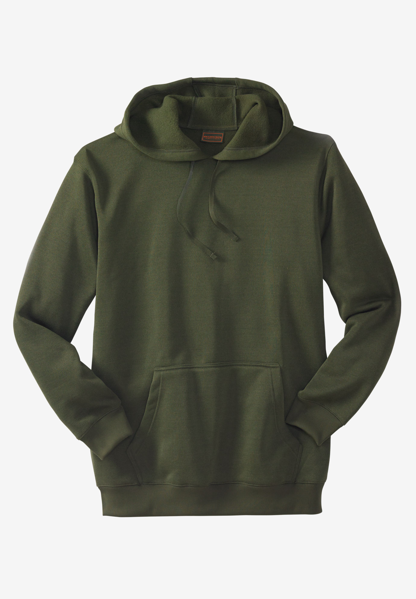 Warmth Without Weight Hoodie by Boulder Creek®,