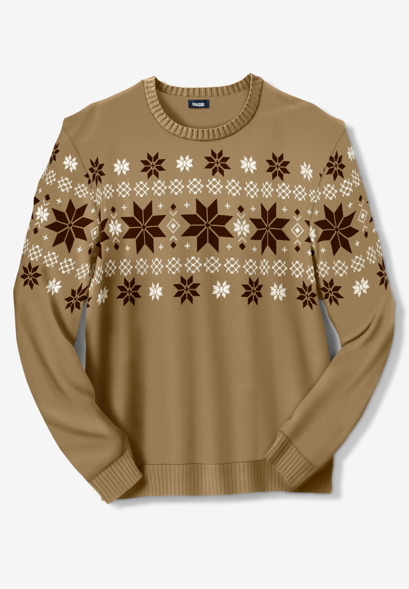 Holiday Crewneck Sweater,