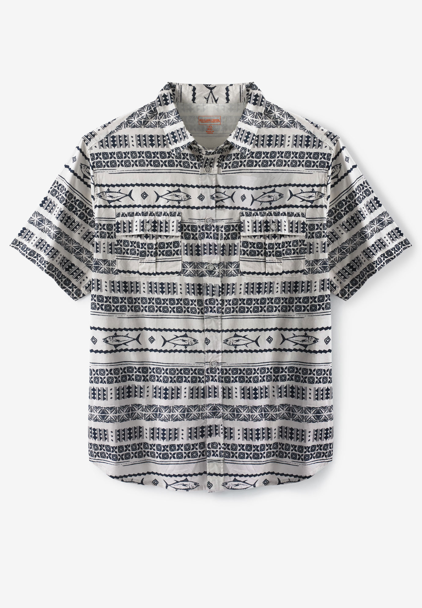 Lakeside Shirt by Boulder Creek®,