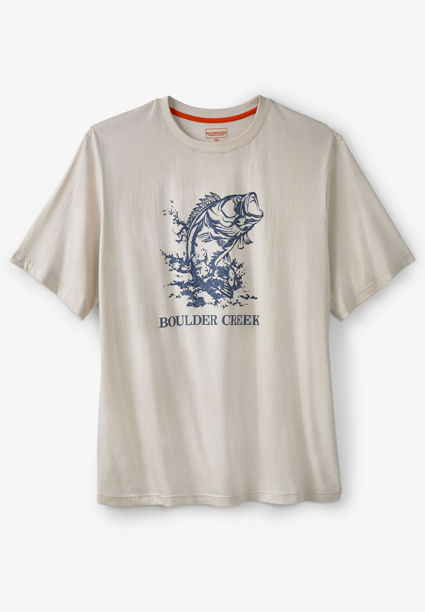 Nature Graphic Tee by Boulder Creek®,