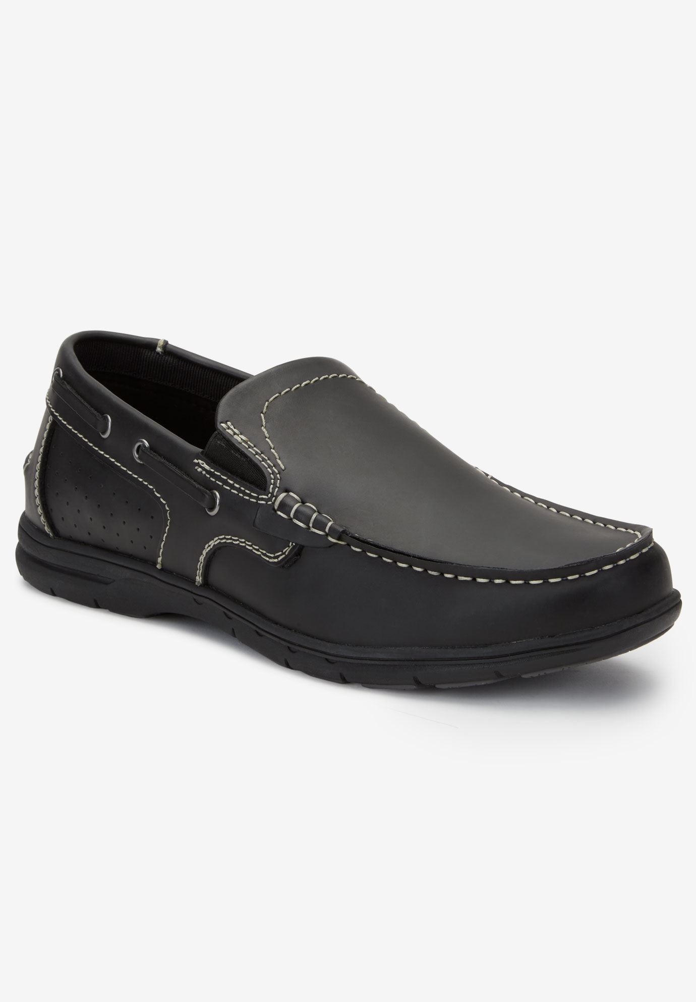 Slip-On Boat Shoes,