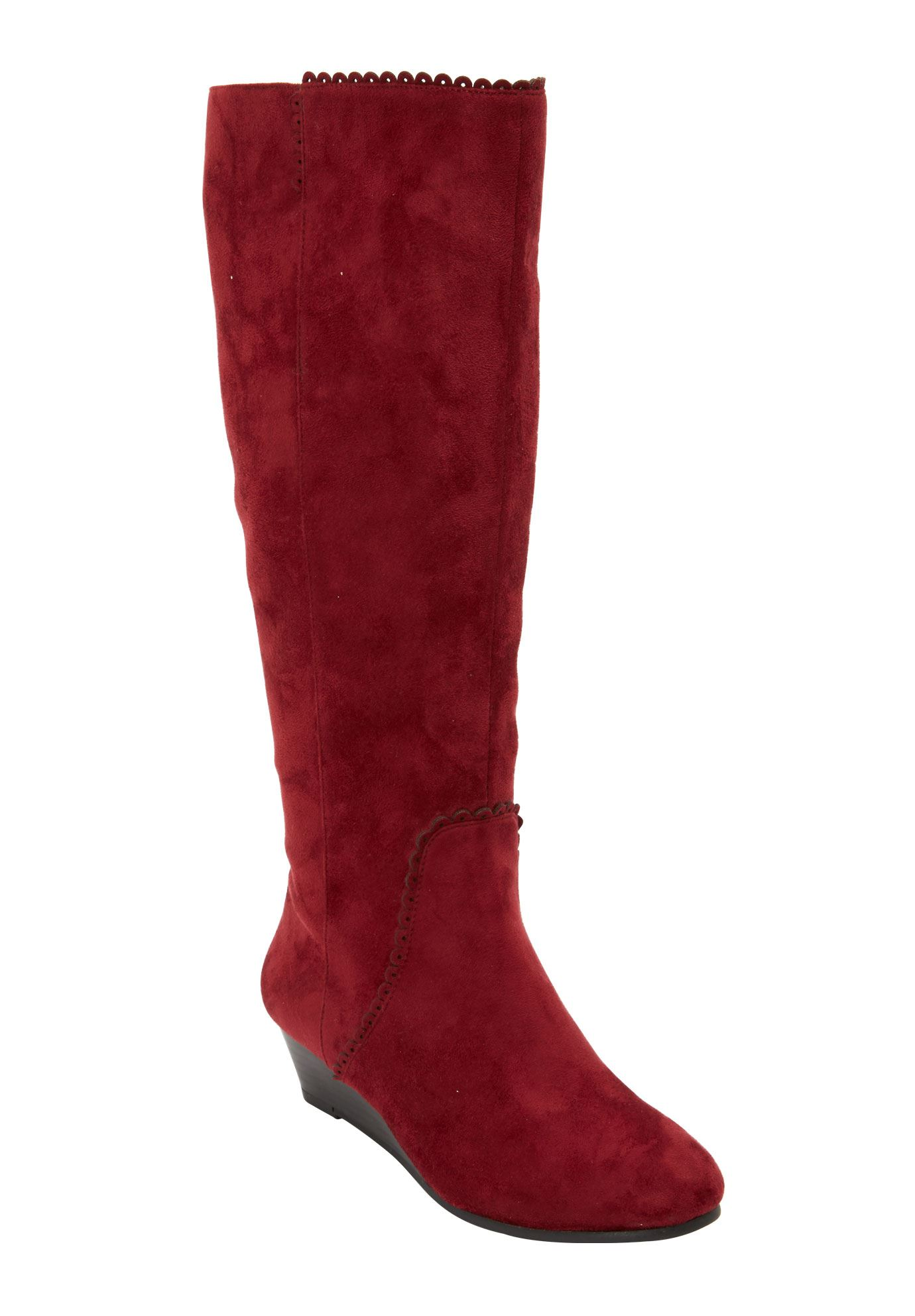 e3f96956ebb7 The Destiny Wide Calf Boot by Comfortview®