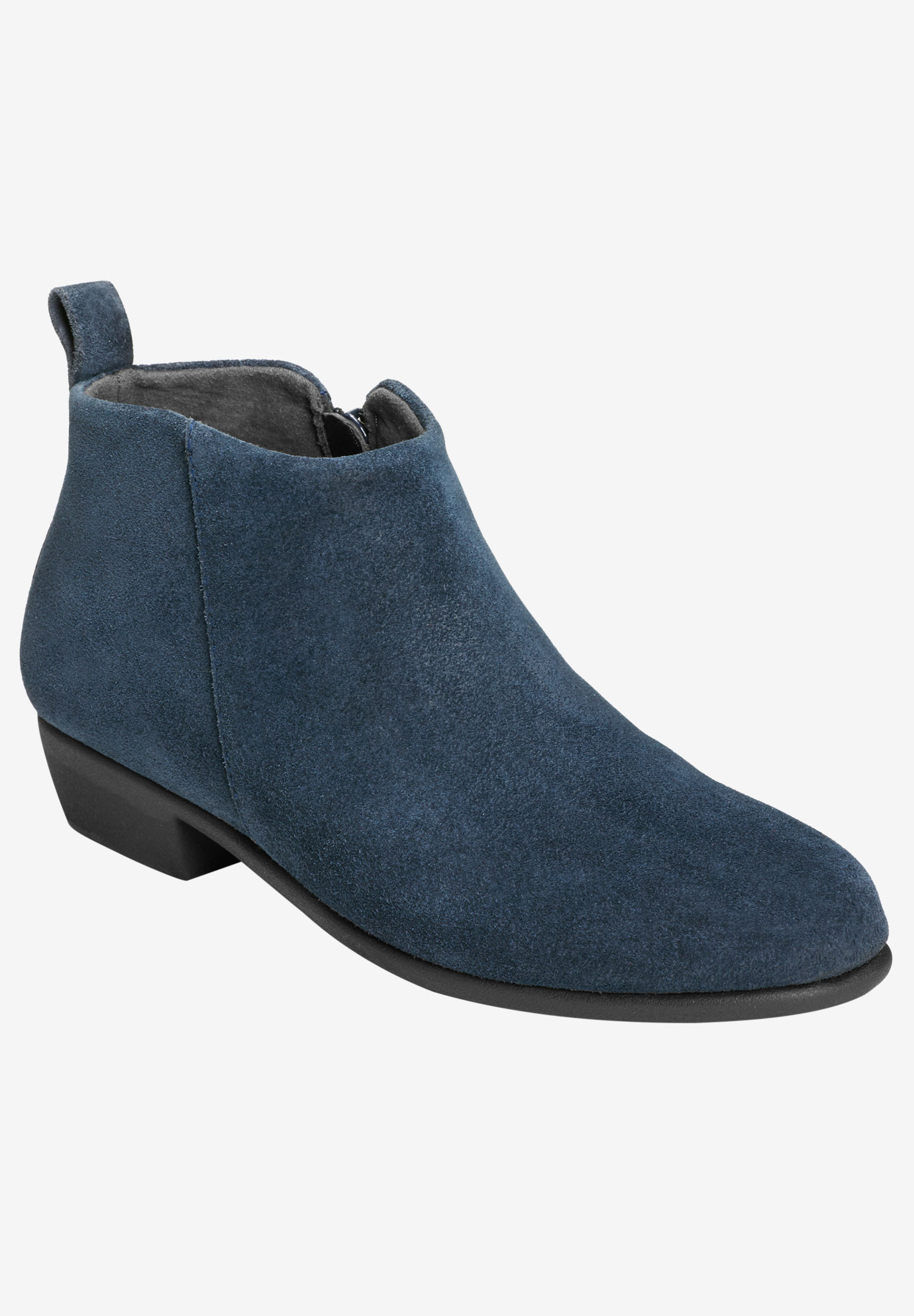 1238b906dca Step It Up Booties by Aerosoles®| Plus Size Ankle Boots & Booties ...