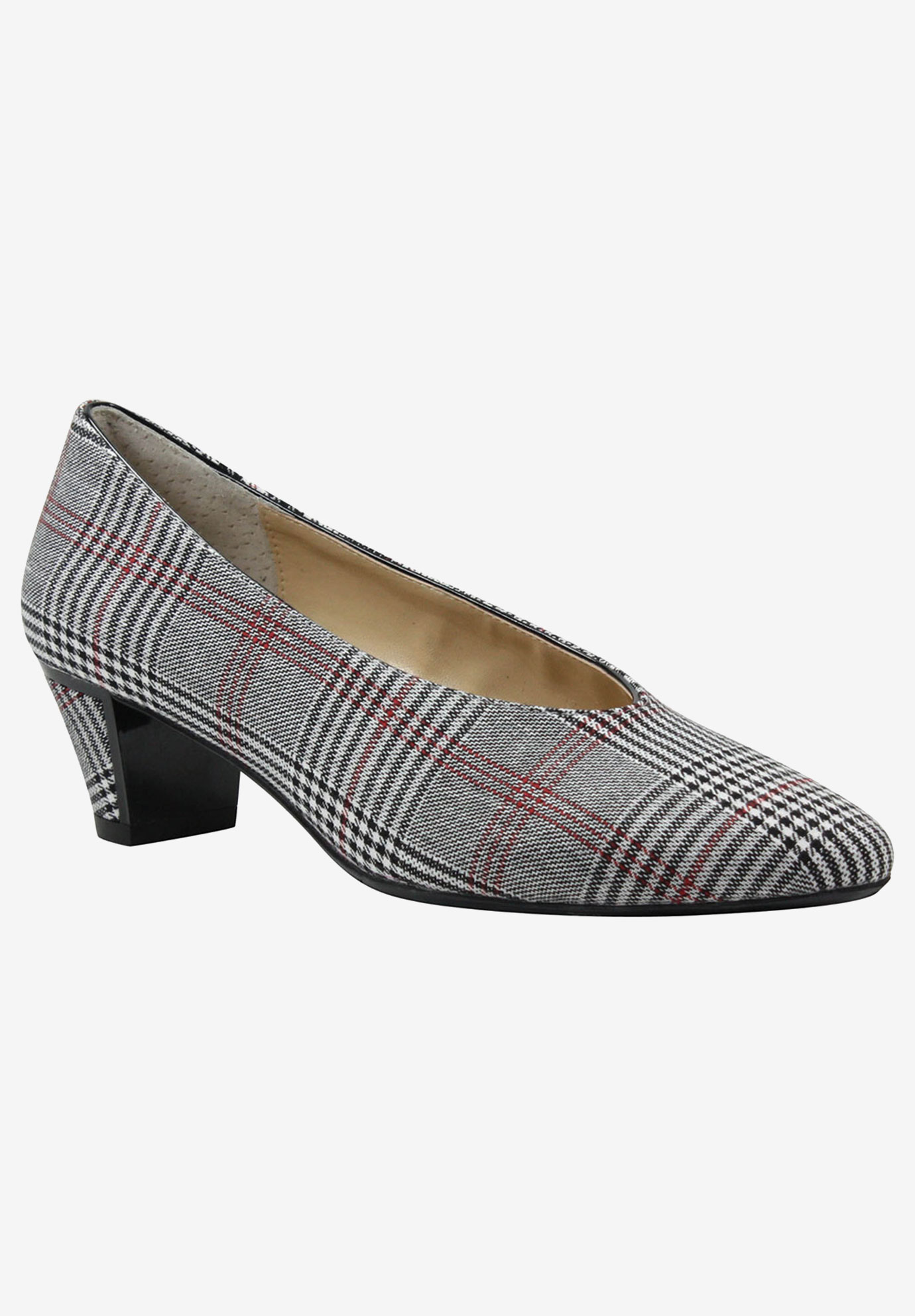 30b2c9d4a02 Clarion Pump by J.Renee®| Plus Size Dress Shoes | Full Beauty
