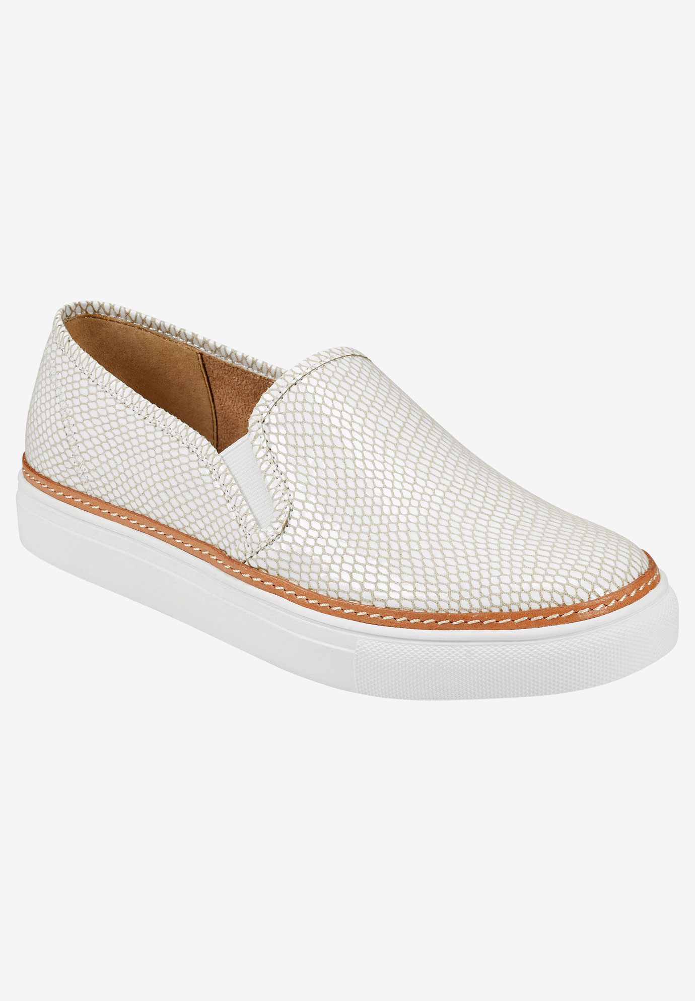 Newburgh Slip-On by Aerosoles Platinum,