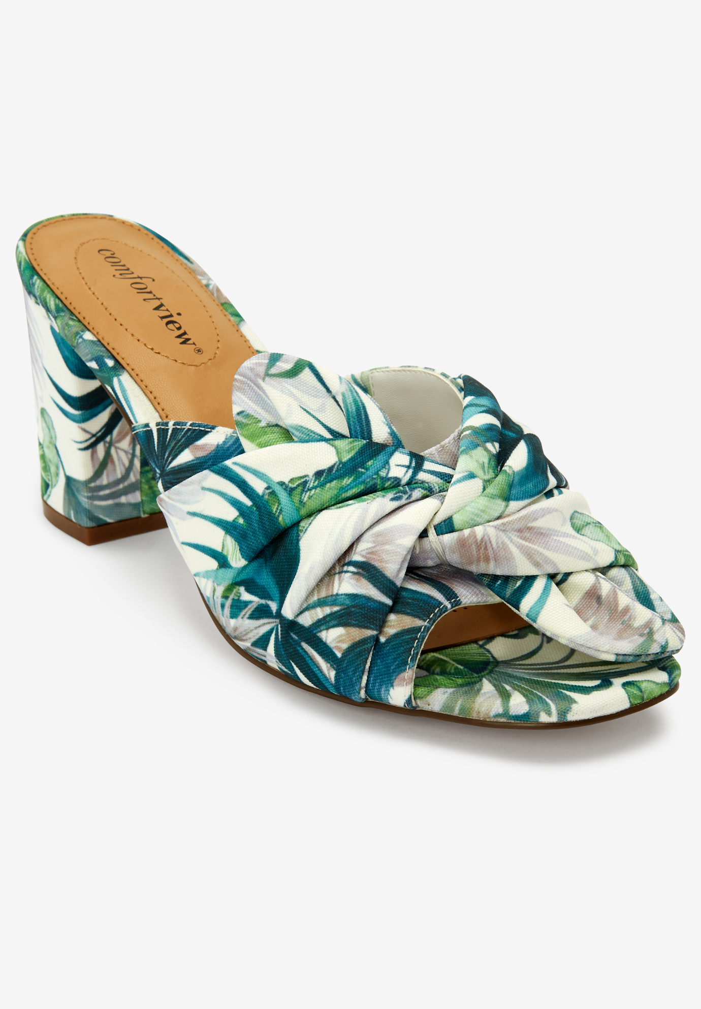 The Bekah Mule by Comfortview®,