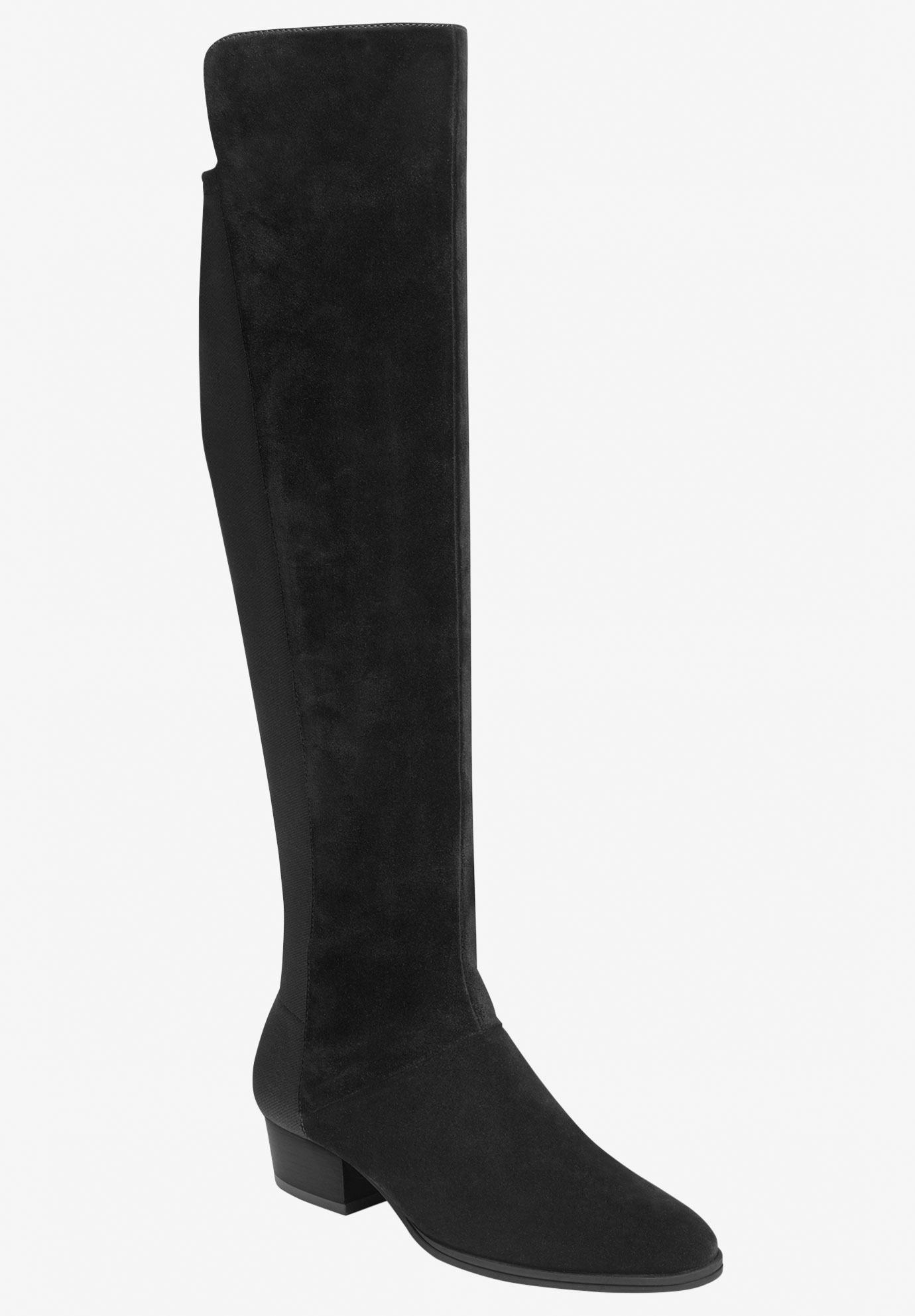 Cross Country Wide Calf Boots by Aerosoles®,