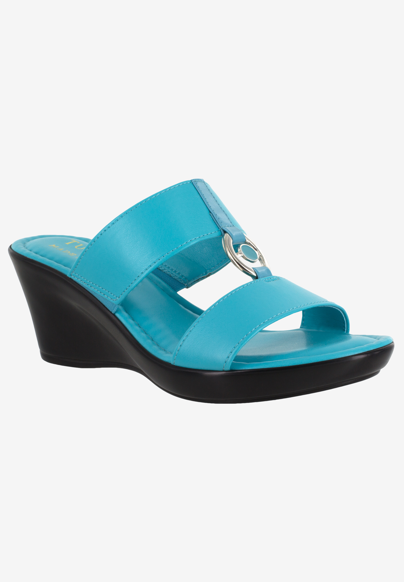 Calla Tuscany Wedge by Easy Street®,