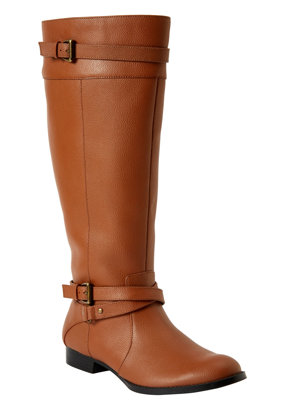 3bd9f461e The Janis Wide Calf Boot by Comfortview®| Plus Size Tall Boots ...