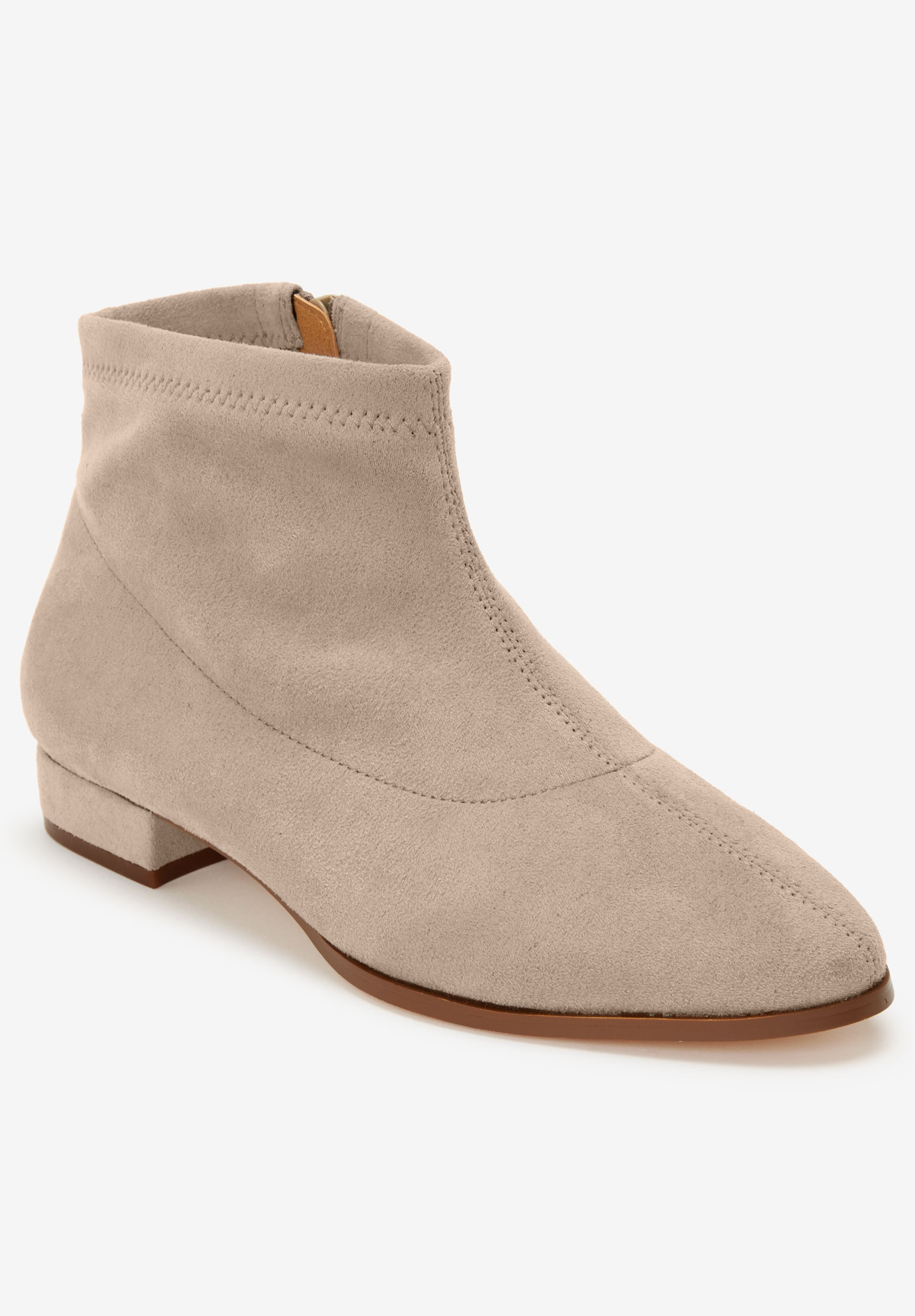 The Alivia Bootie by Comfortview®,