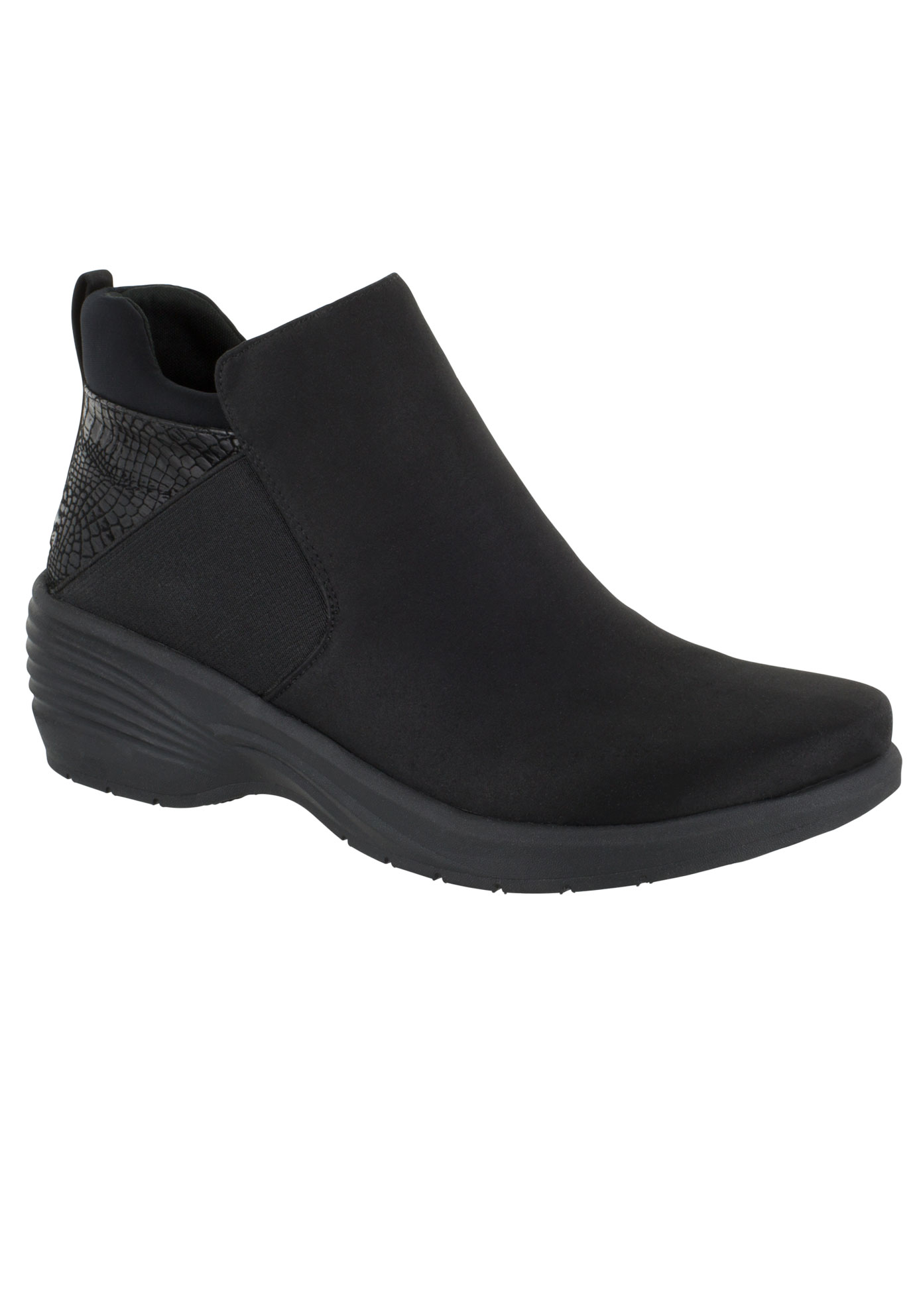 Utopia Booties by Easy Street®,
