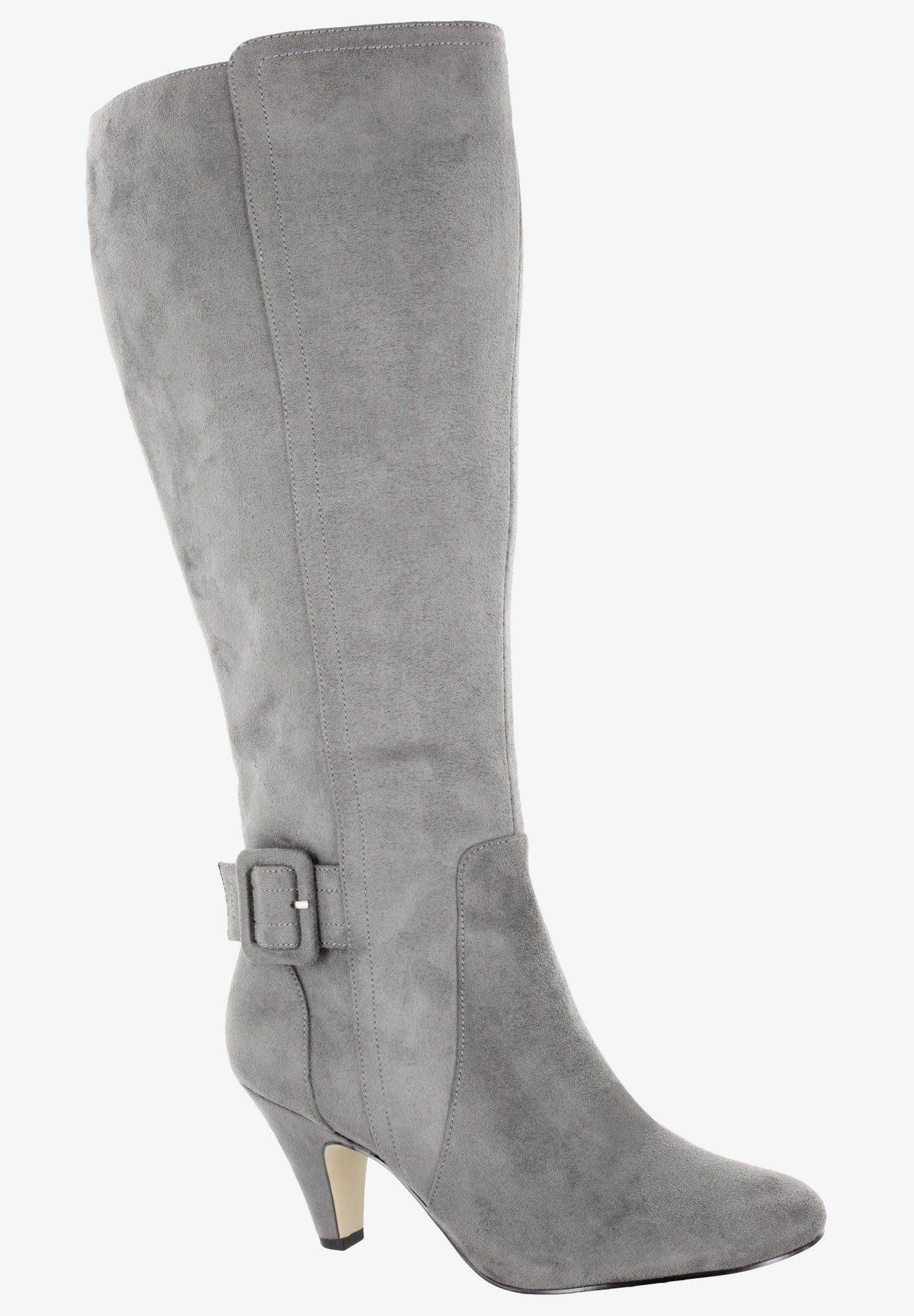 Troy II Plus Wide Calf Boot by Bella Vita®,